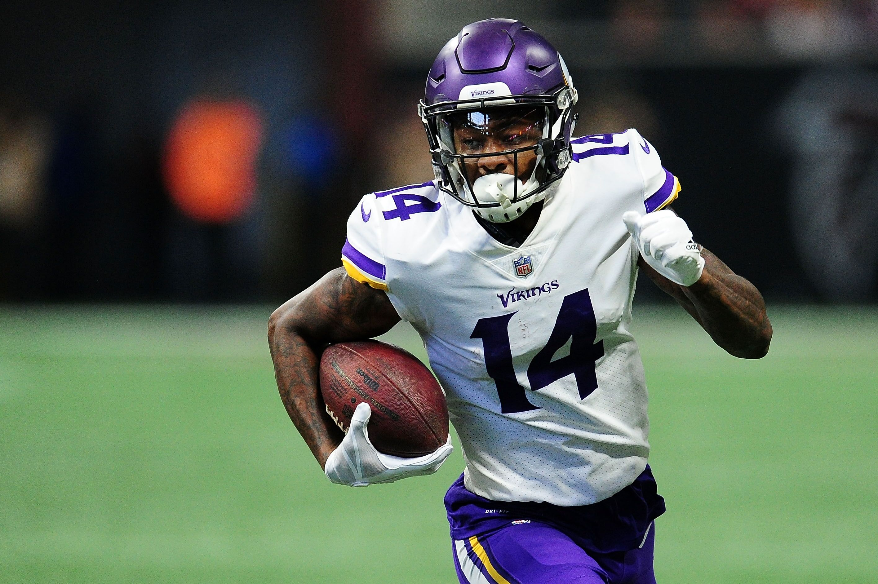 Minnesota Vikings Is is time for Stefon Diggs to step up