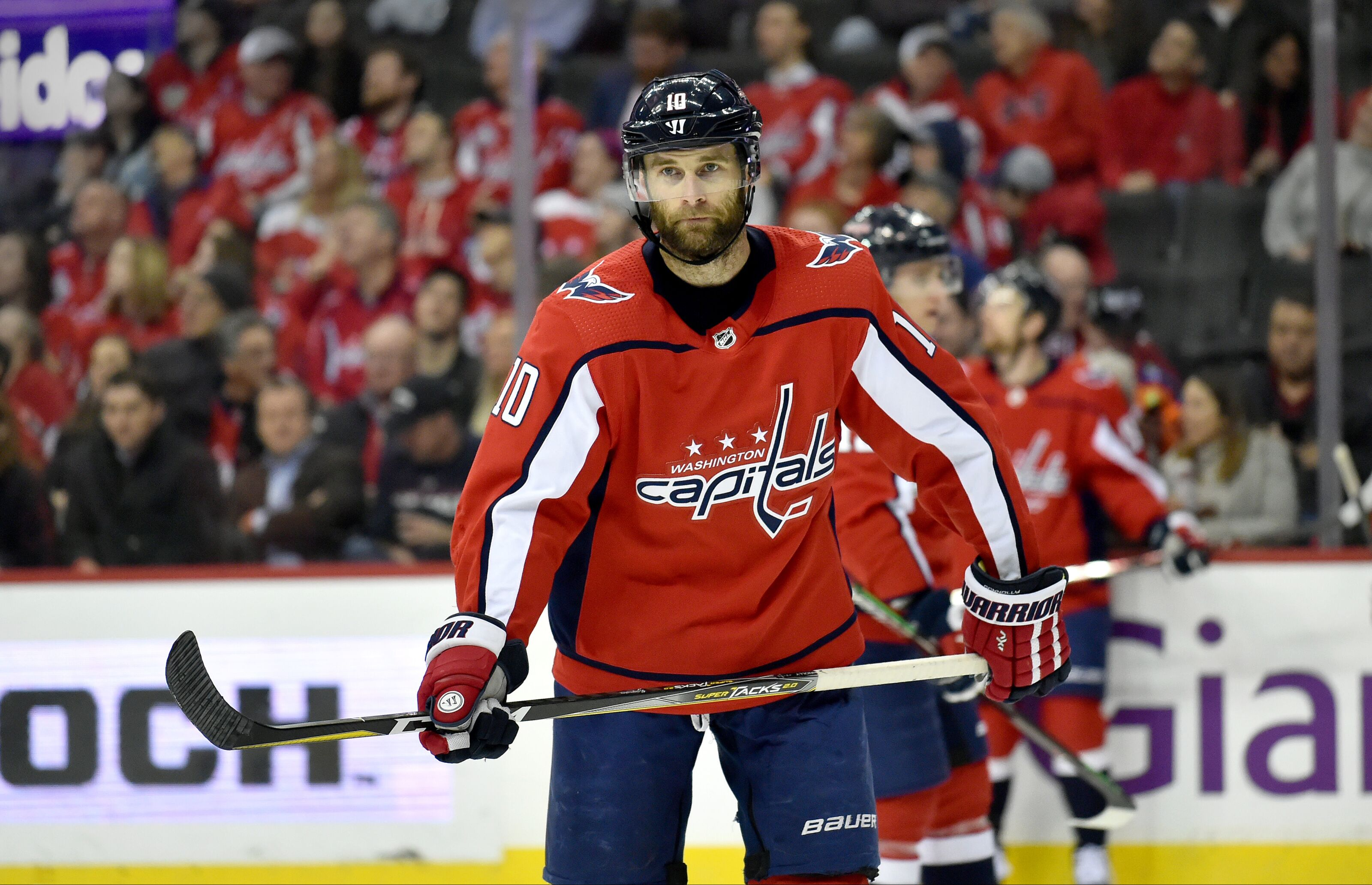Washington Capitals Report Card: Brett Connolly