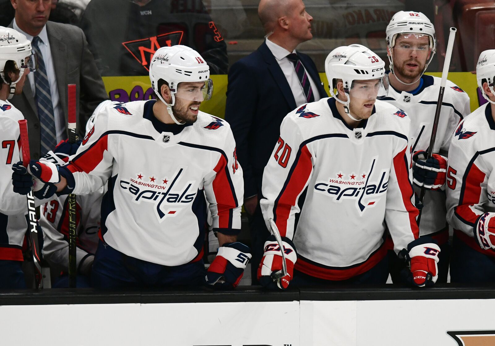 Washington Capitals: Chandler Stephenson Back in the Lineup will Help