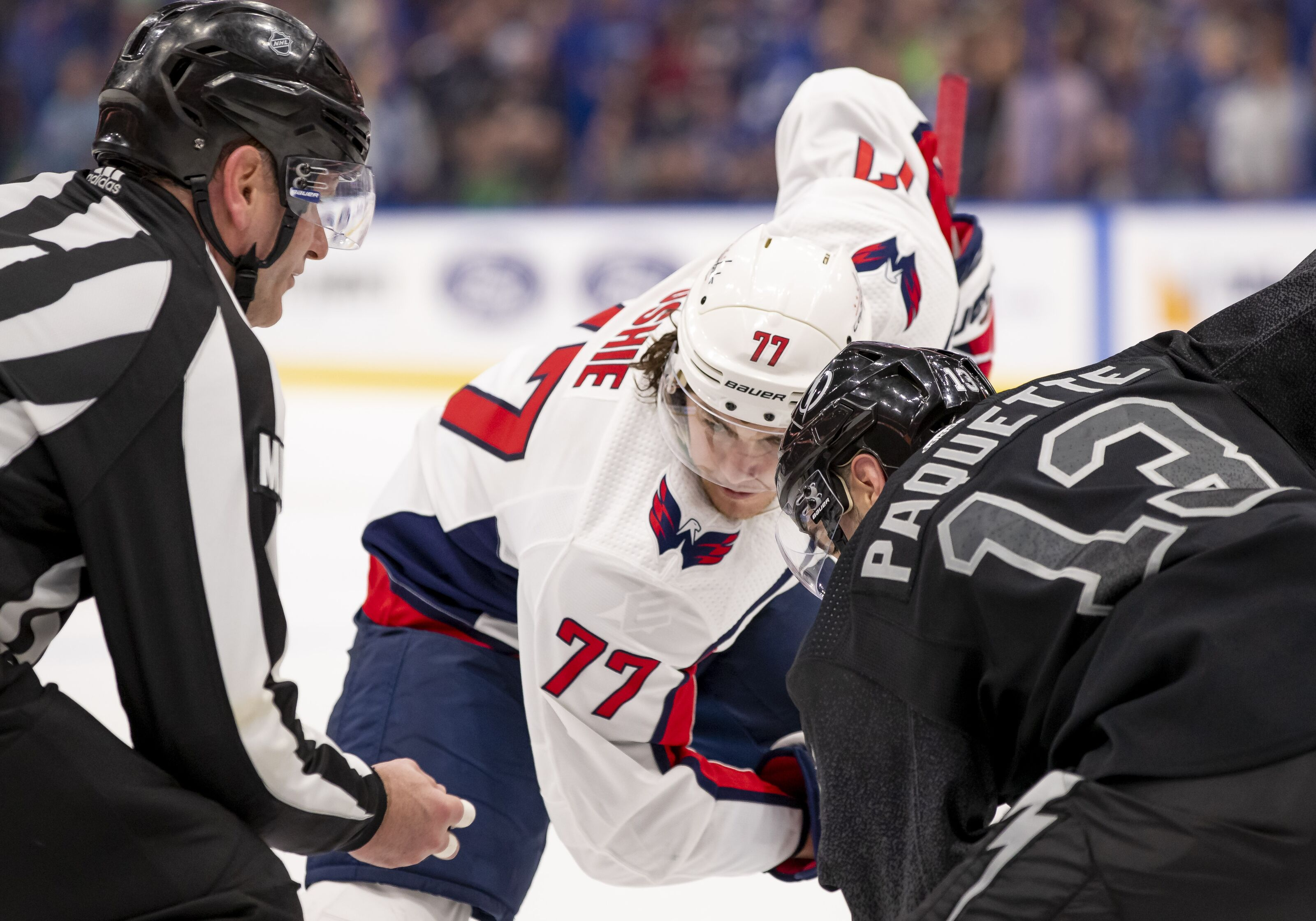 5ea480dcac8 Washington Capitals Preview  A Rematch with the Lightning