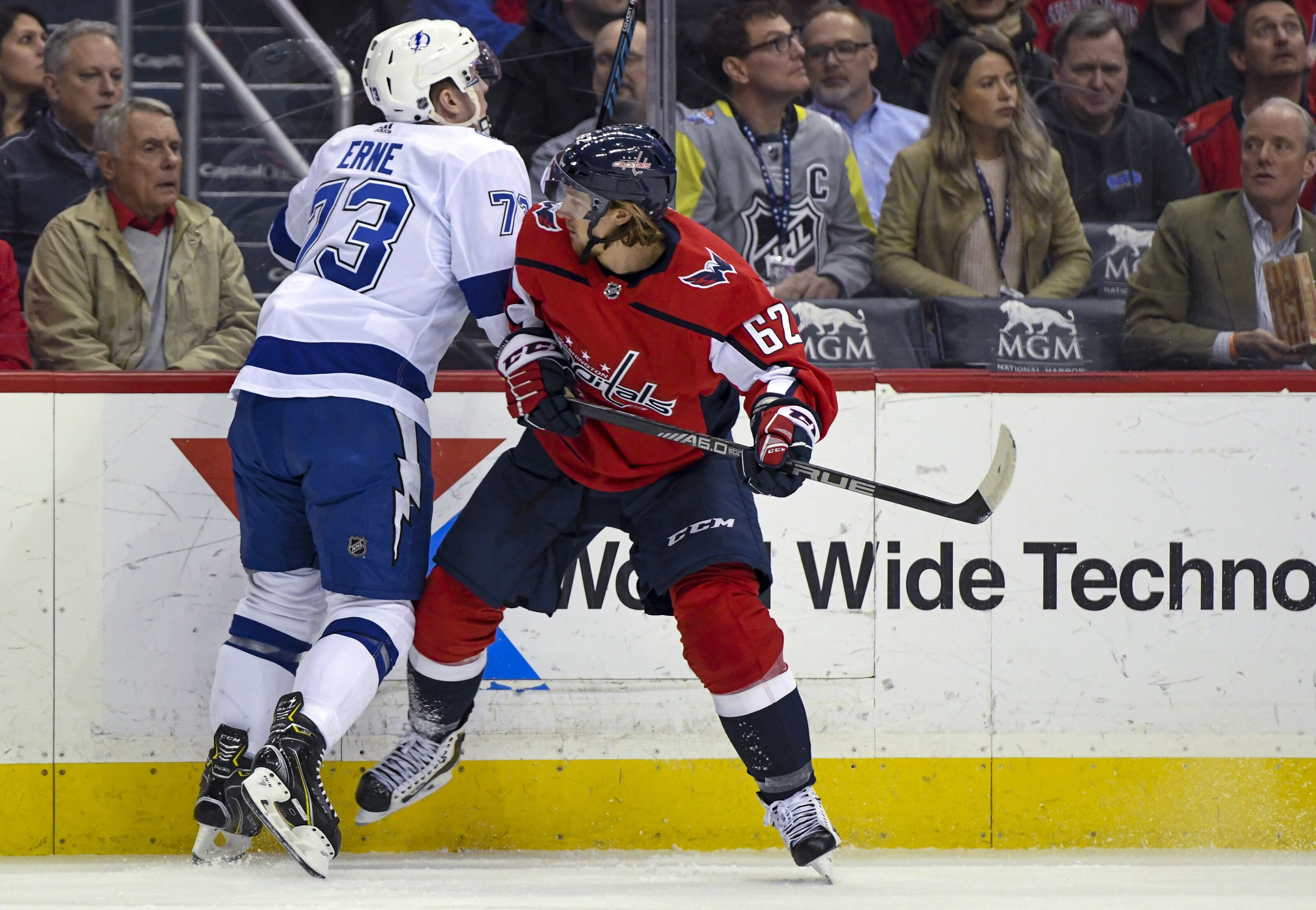 fce47efeb1c Washington Capitals and Tampa Bay Lightning Rivalry is Great for the Game