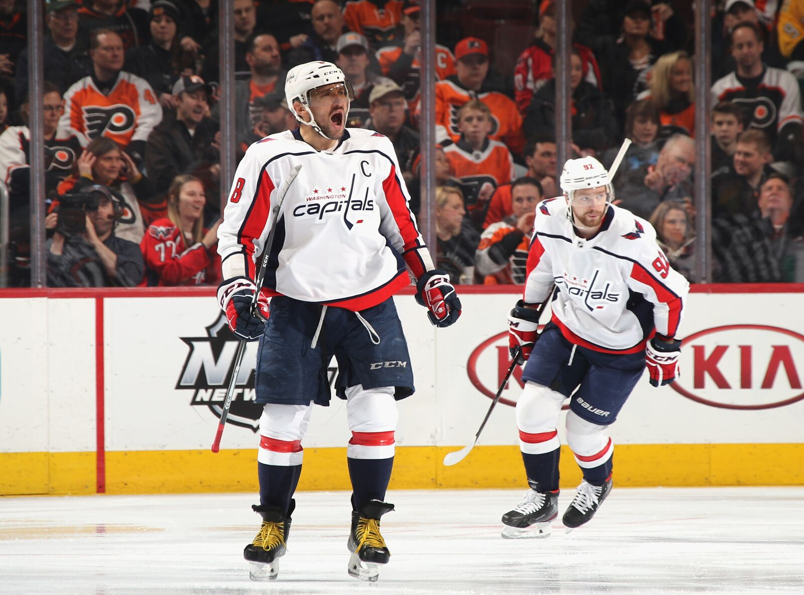 9e5a20bdd Washington Capitals  Alex Ovechkin is now the sole face of city