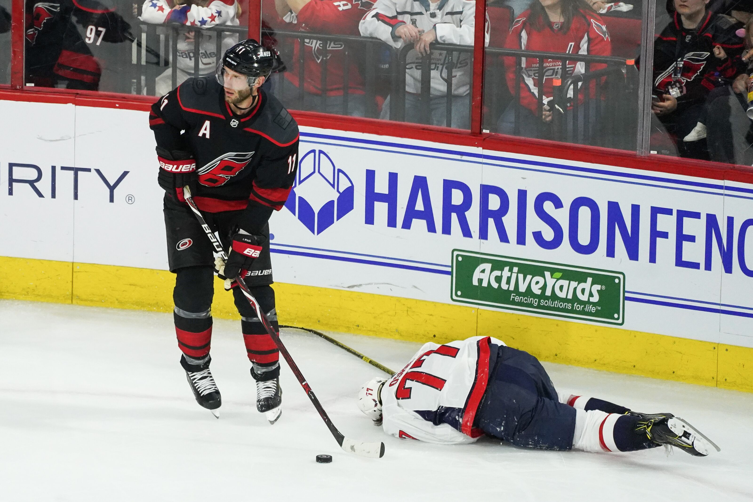 buy online d21dd fab67 Washington Capitals: T.J. Oshie Out Indefinitely; Capitals ...