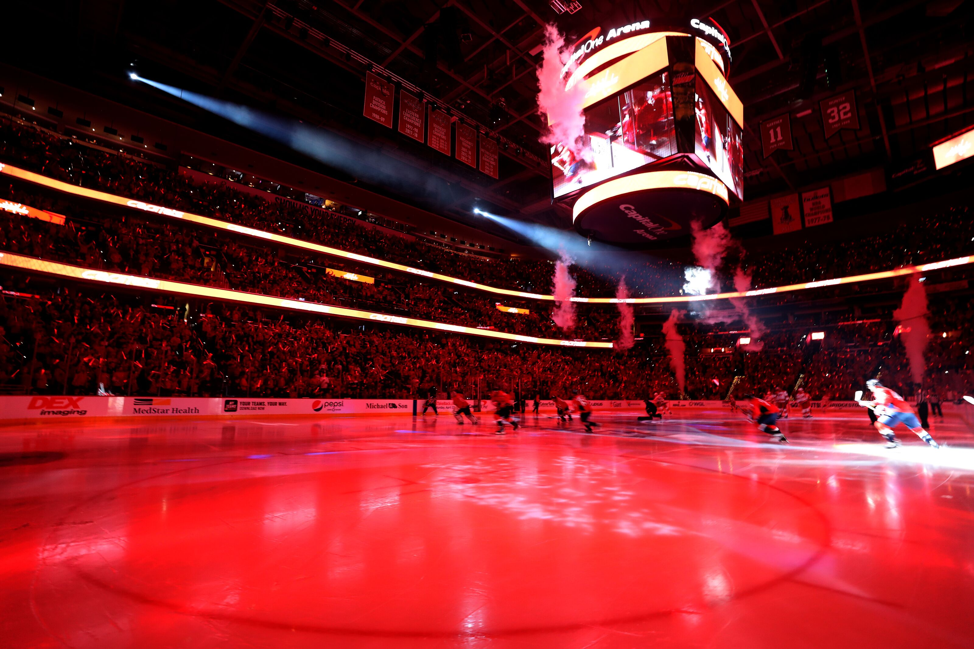 Washington Capitals Look to Bounce Back in Game 5