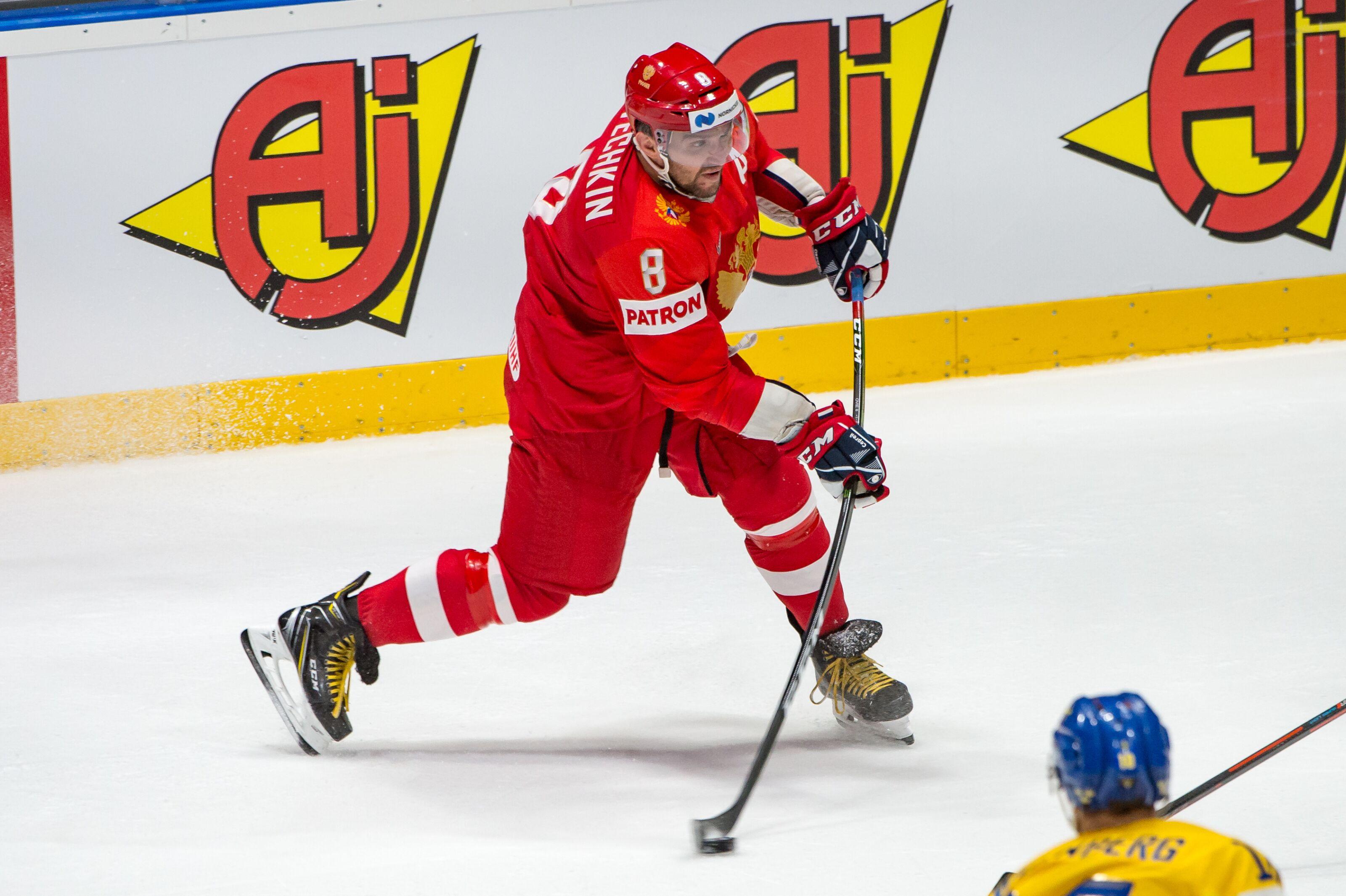 399ccd8f8 Washington Capitals: Team Russia Finishes Round Robin