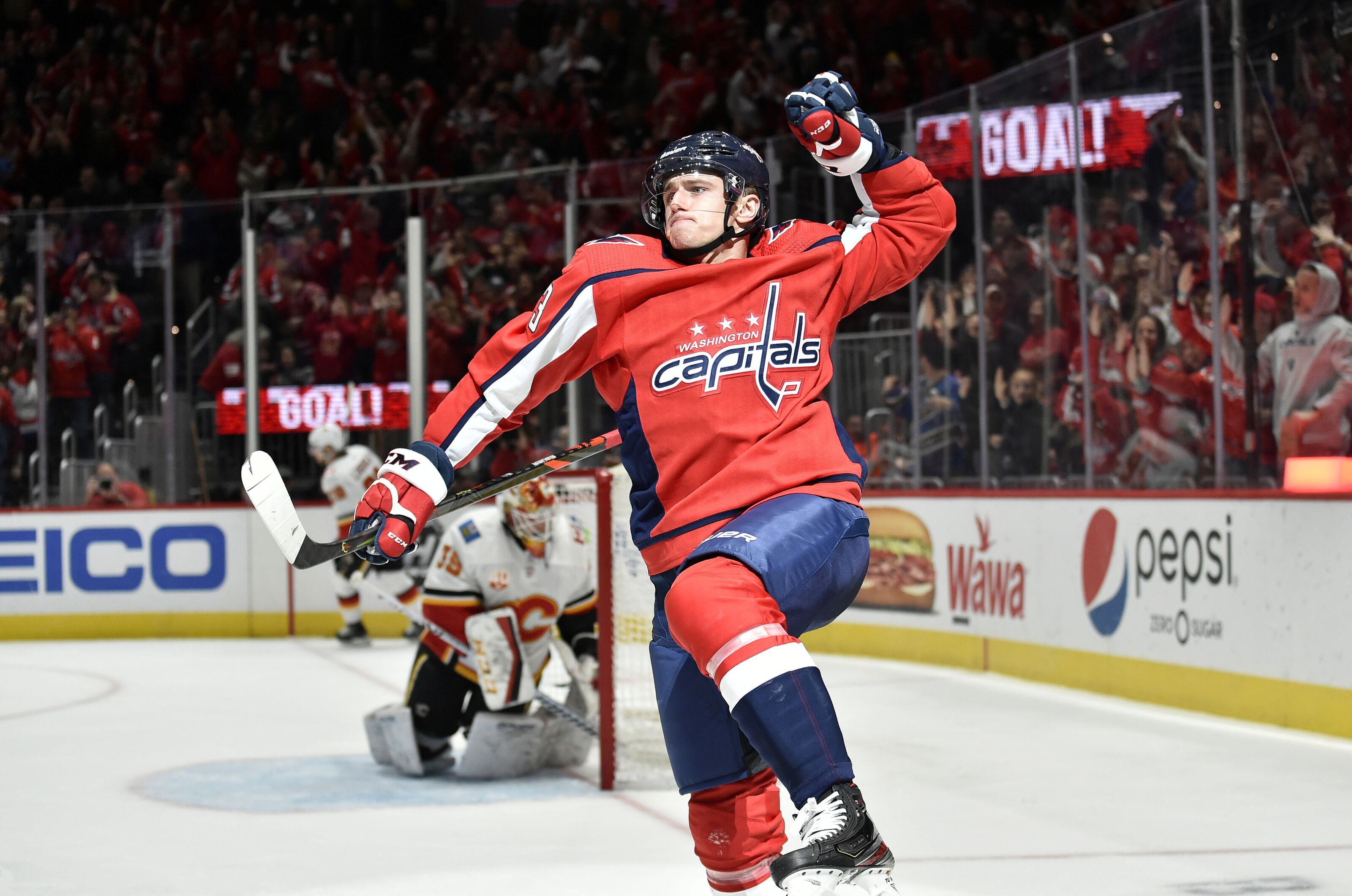 Capitals: Jakub Vrana and his Scoring Touch