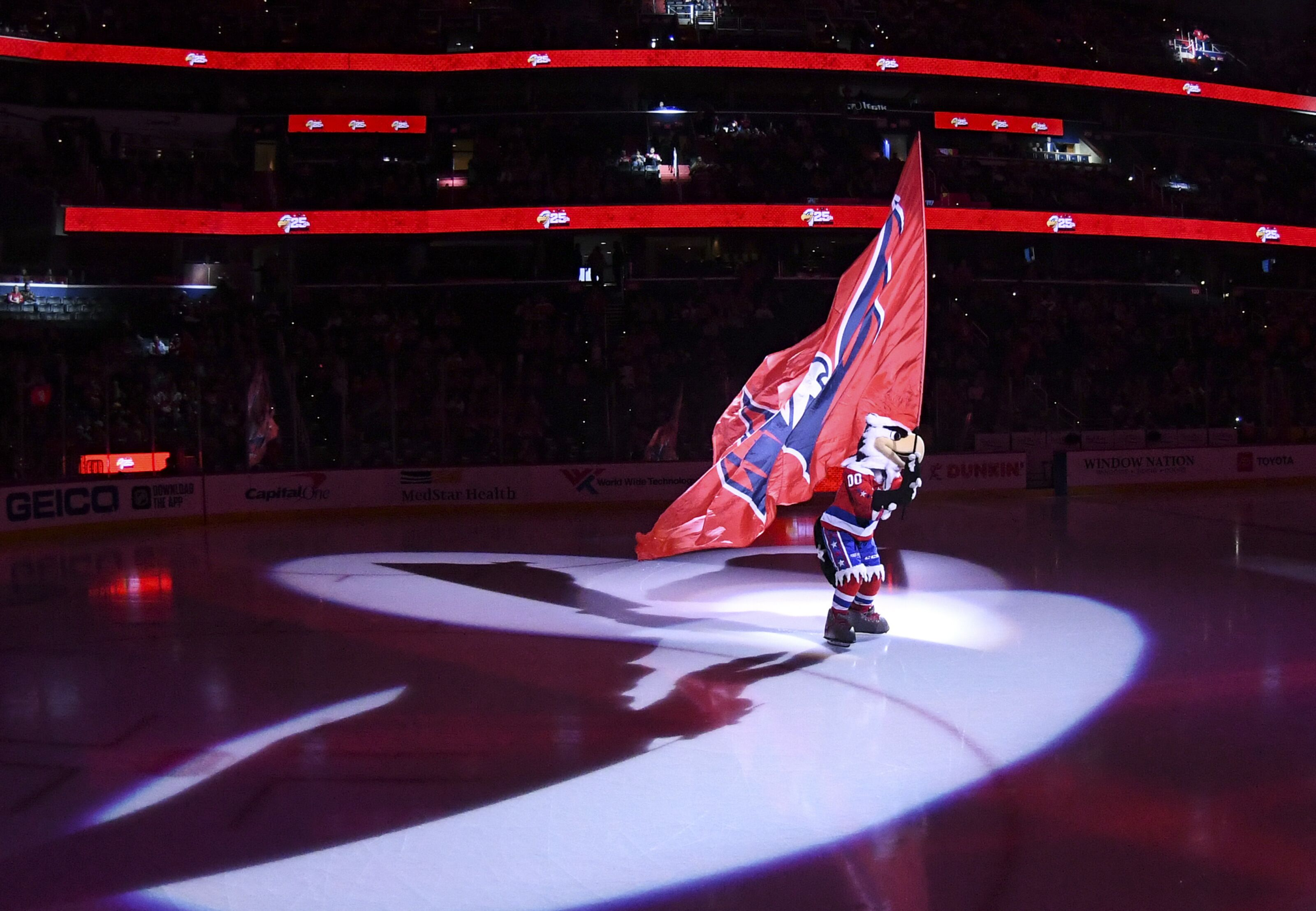 Capitals are spot on with mental health awareness night