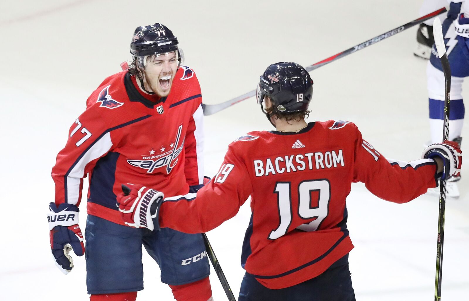 bae52e2b6 Washington Capitals: Nicklas Backstrom gets patience rewarded
