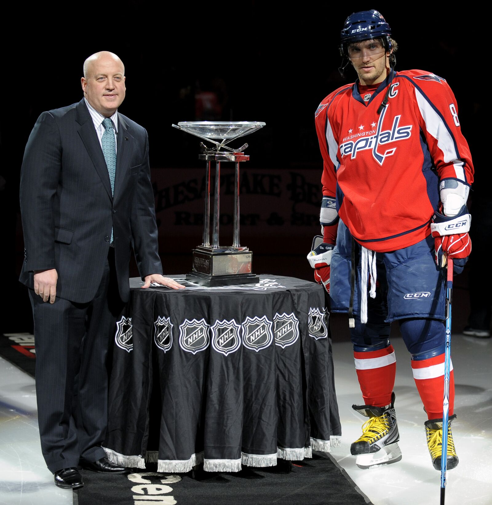 Comparing This Capitals Team To Presidents' Trophy Winning Capitals Teams