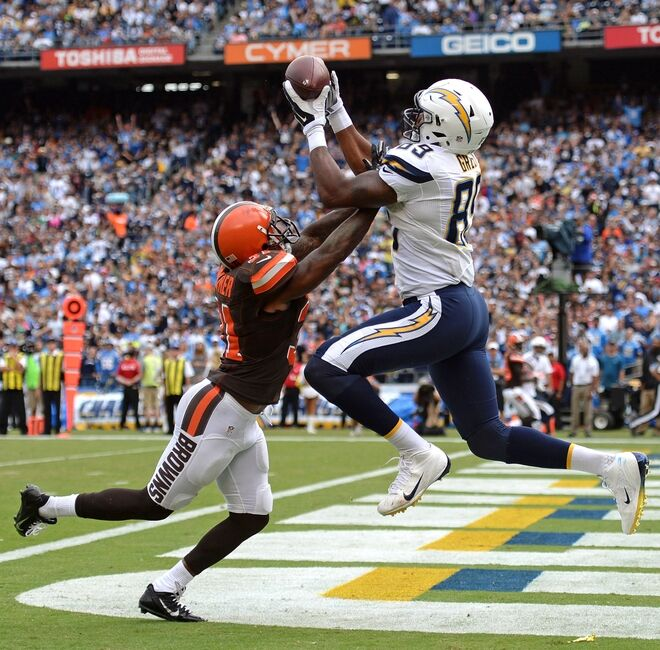 San Diego Chargers First Round Draft Picks: Steelers: Meet The New Guys
