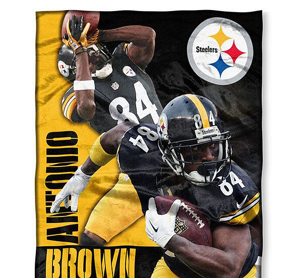 dd335dbcf96 Pittsburgh Steelers Gift Guide: 10 must-have Antonio Brown items