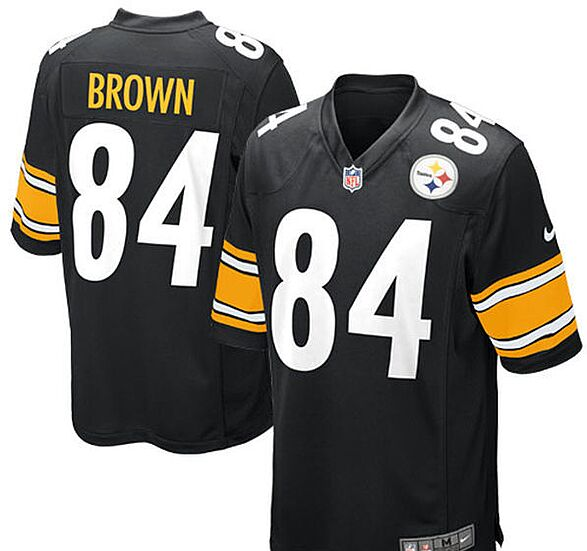 Pittsburgh Steelers Gift Guide  10 must-have Antonio Brown items 9ee804f41