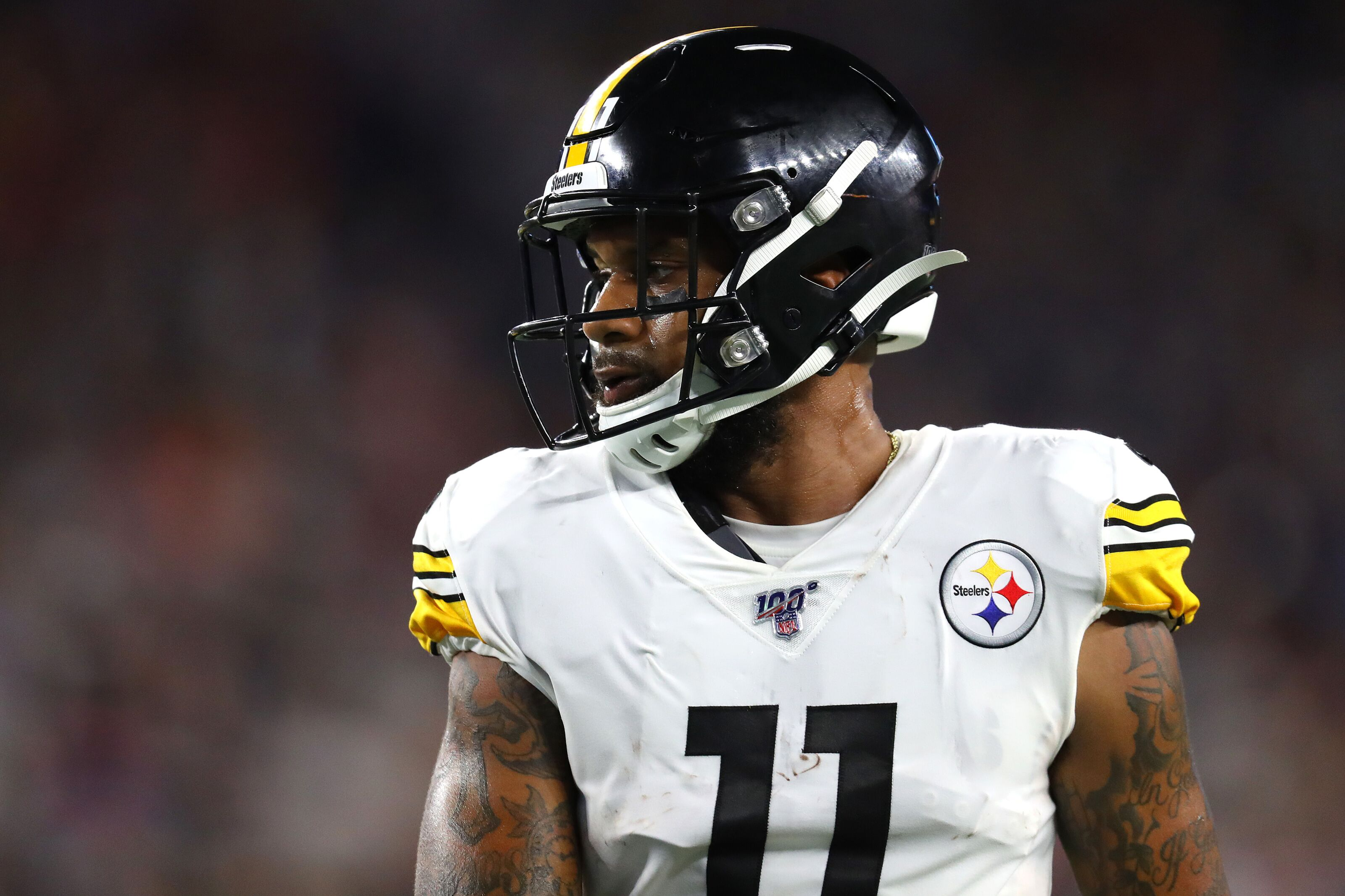 Donte Moncrief puts up Steelers worst WR performance in recent memory