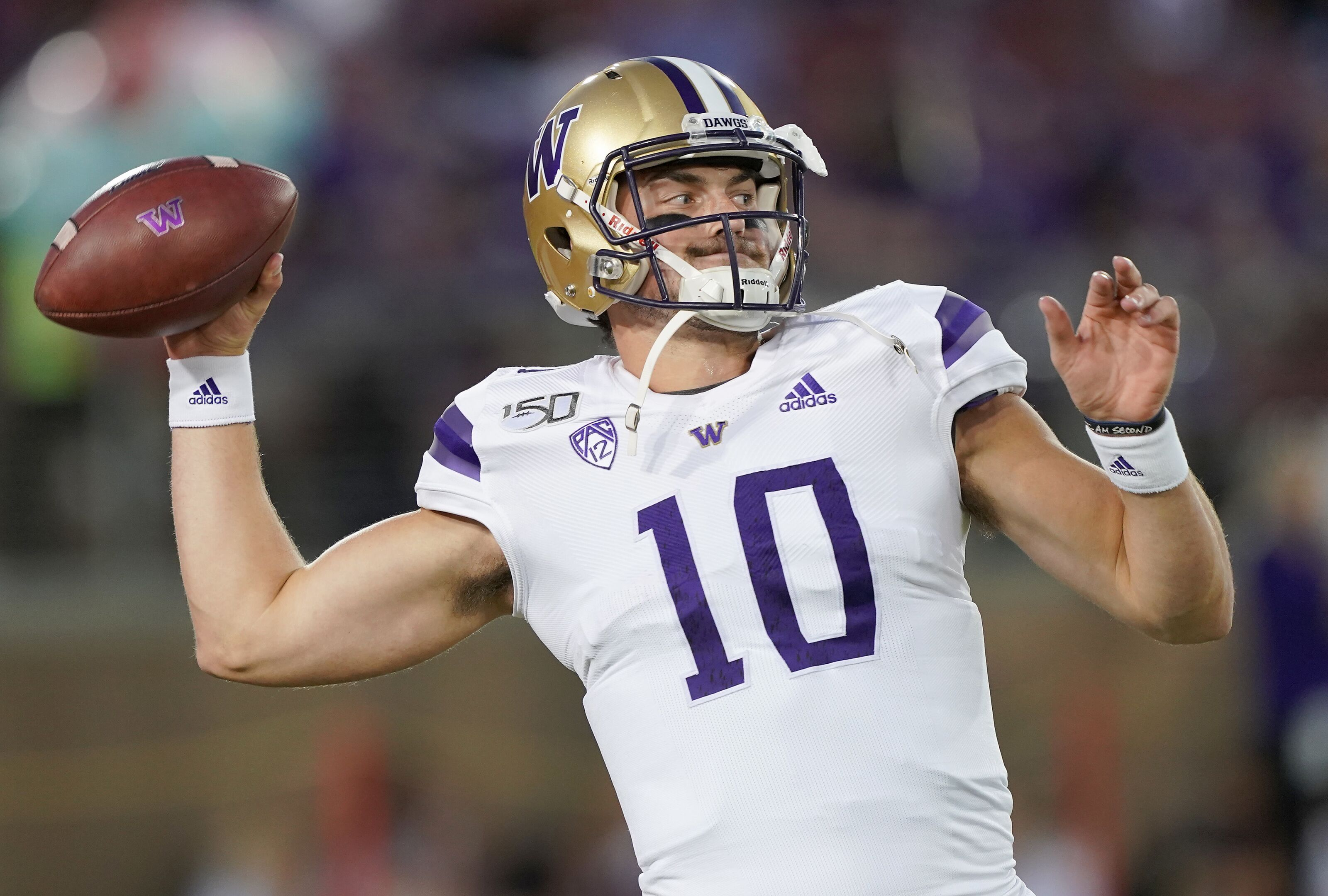 Jacob Eason is a quarterback Steelers won't ignore in the 2020 NFL Draft