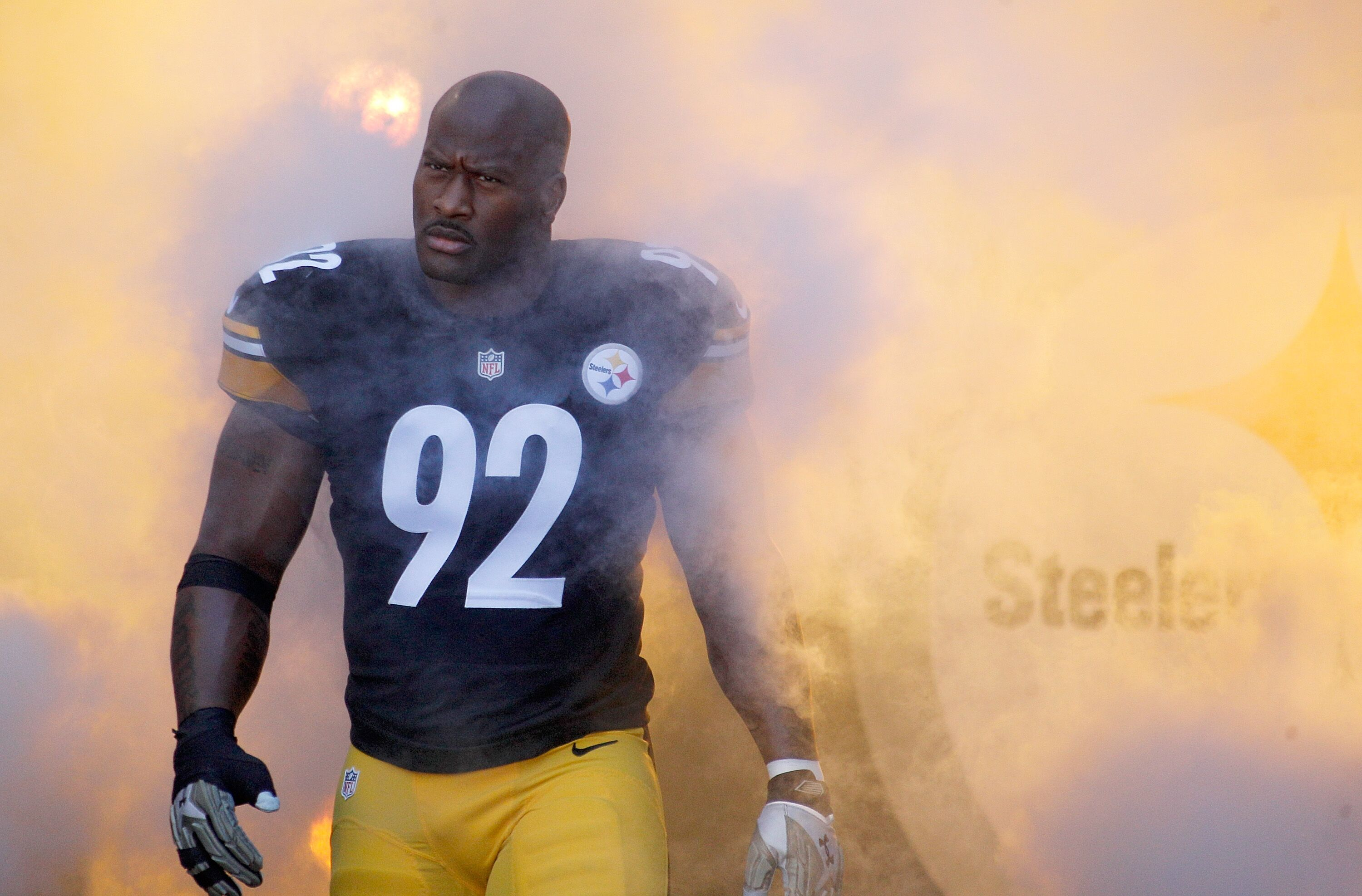 Have the Pittsburgh Steelers forgiven James Harrison yet 594da33be