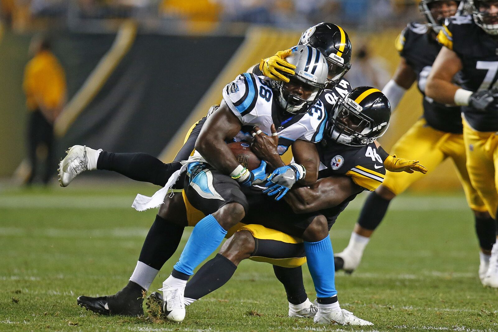 The only thing the Pittsburgh Steelers' depth chart is ...Steelers Depth Chart