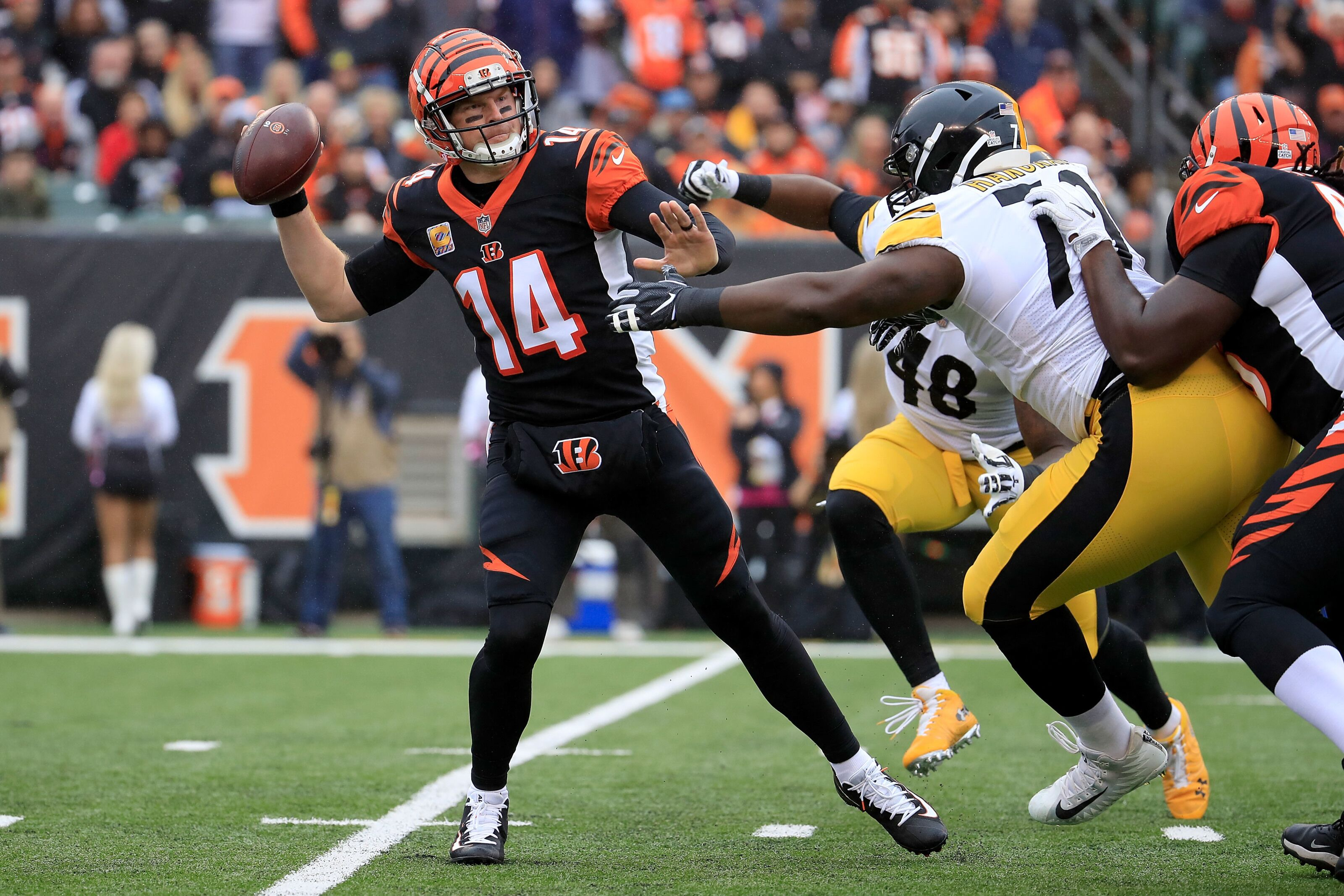 860ab5712b1 AFC North Power Rankings  Baltimore Ravens and Pittsburgh Steelers on the  rise