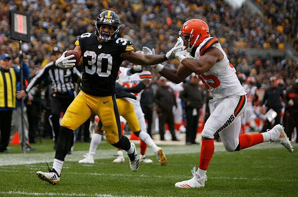 f6ad00aa3c5 AFC North Power Rankings  Pittsburgh Steelers are king of the North ...