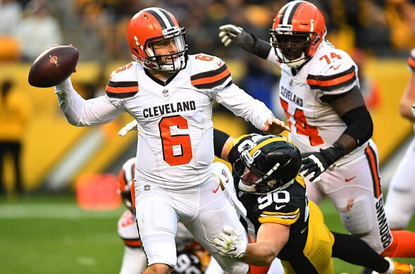 fe1930faa25 AFC North Power Rankings  Pittsburgh Steelers are king of the North