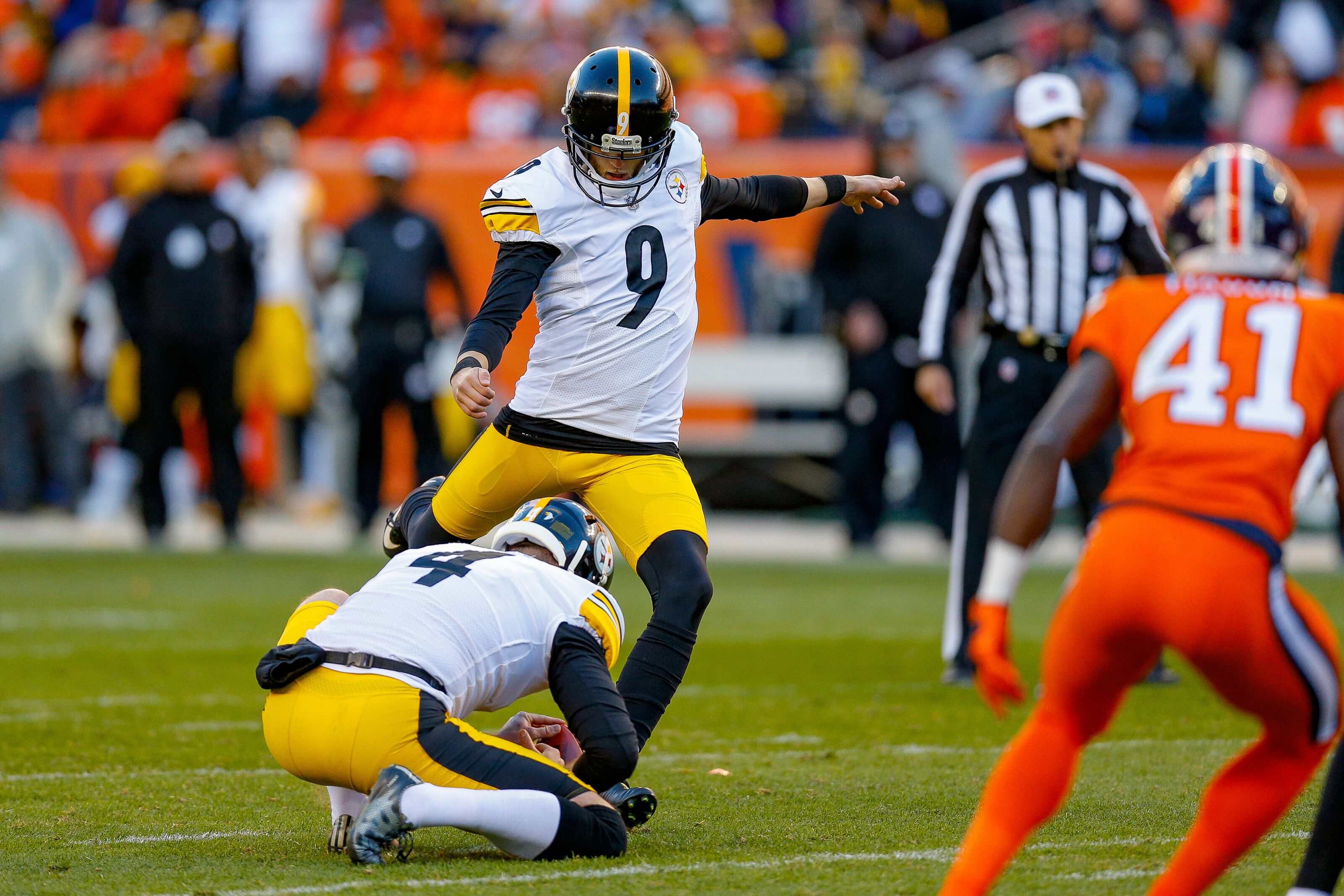 Grading the Steelers special teams heading into the 2019 season