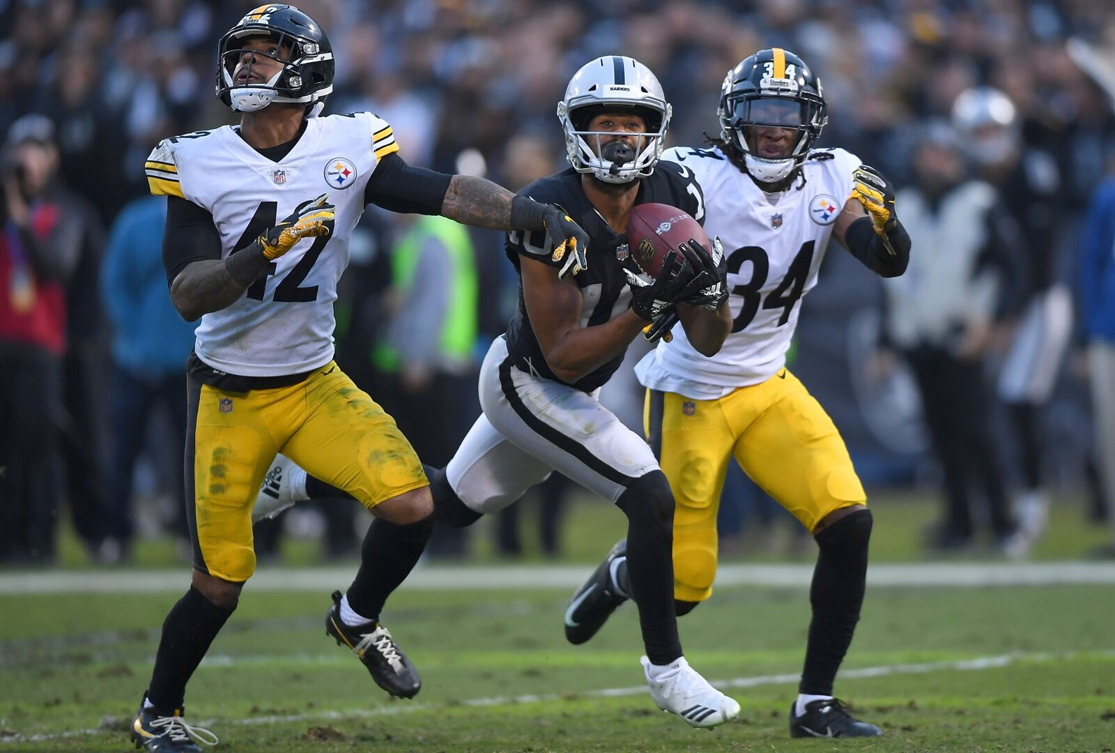 Pittsburgh Steelers to release safety Morgan Burnett 8e94e0913