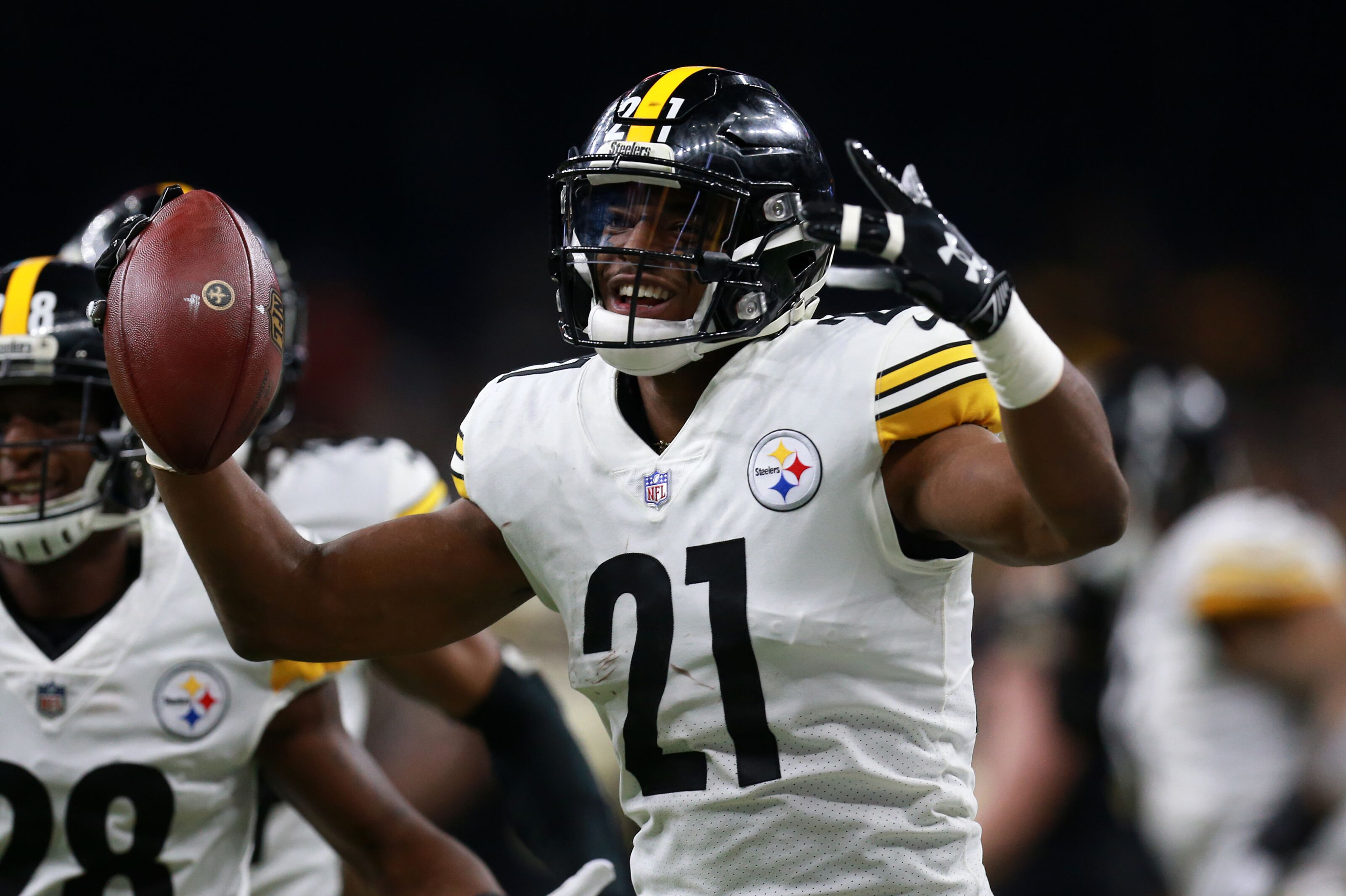 Free agent safety Sean Davis won't be part of Steelers future plans