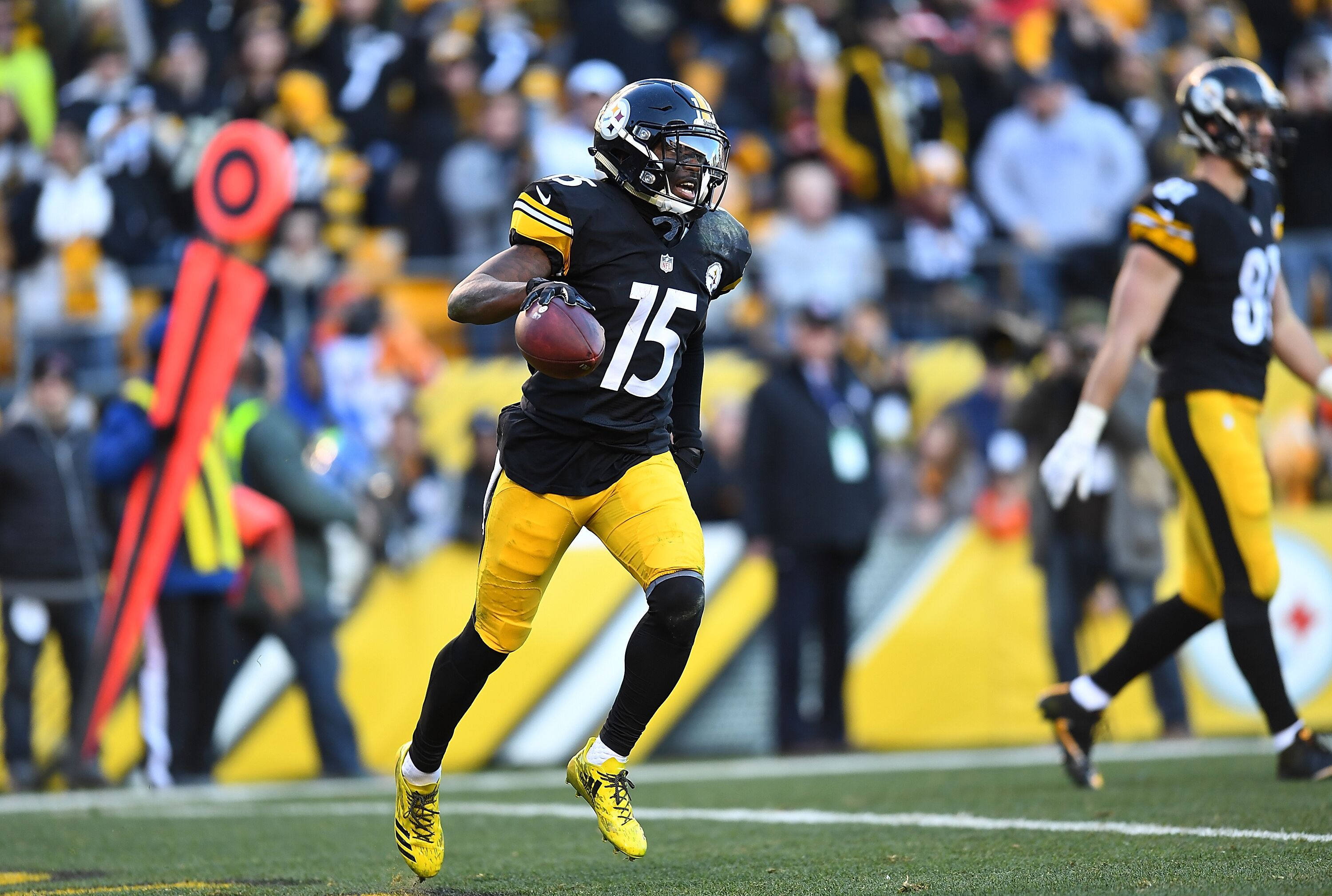 sneakers for cheap 78af0 0a036 Pittsburgh Steelers: Practice squad options for 2017