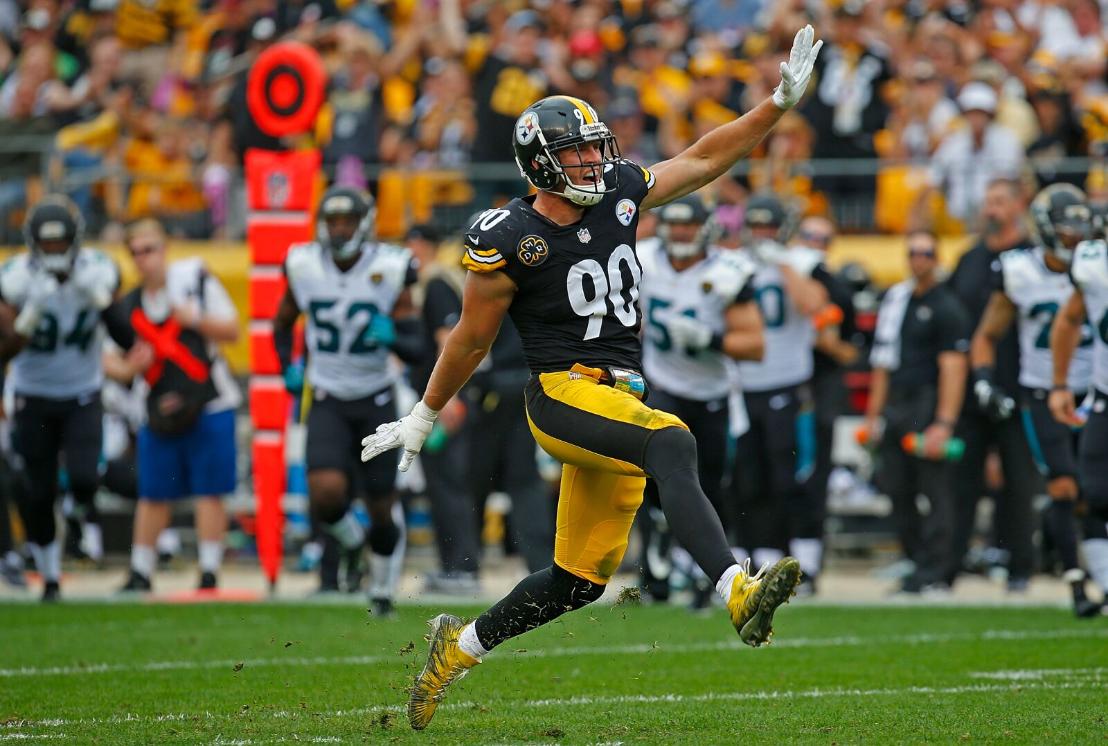 Steelers roster ranked 8th best in the NFL by Pro Football ...Steelers Roster