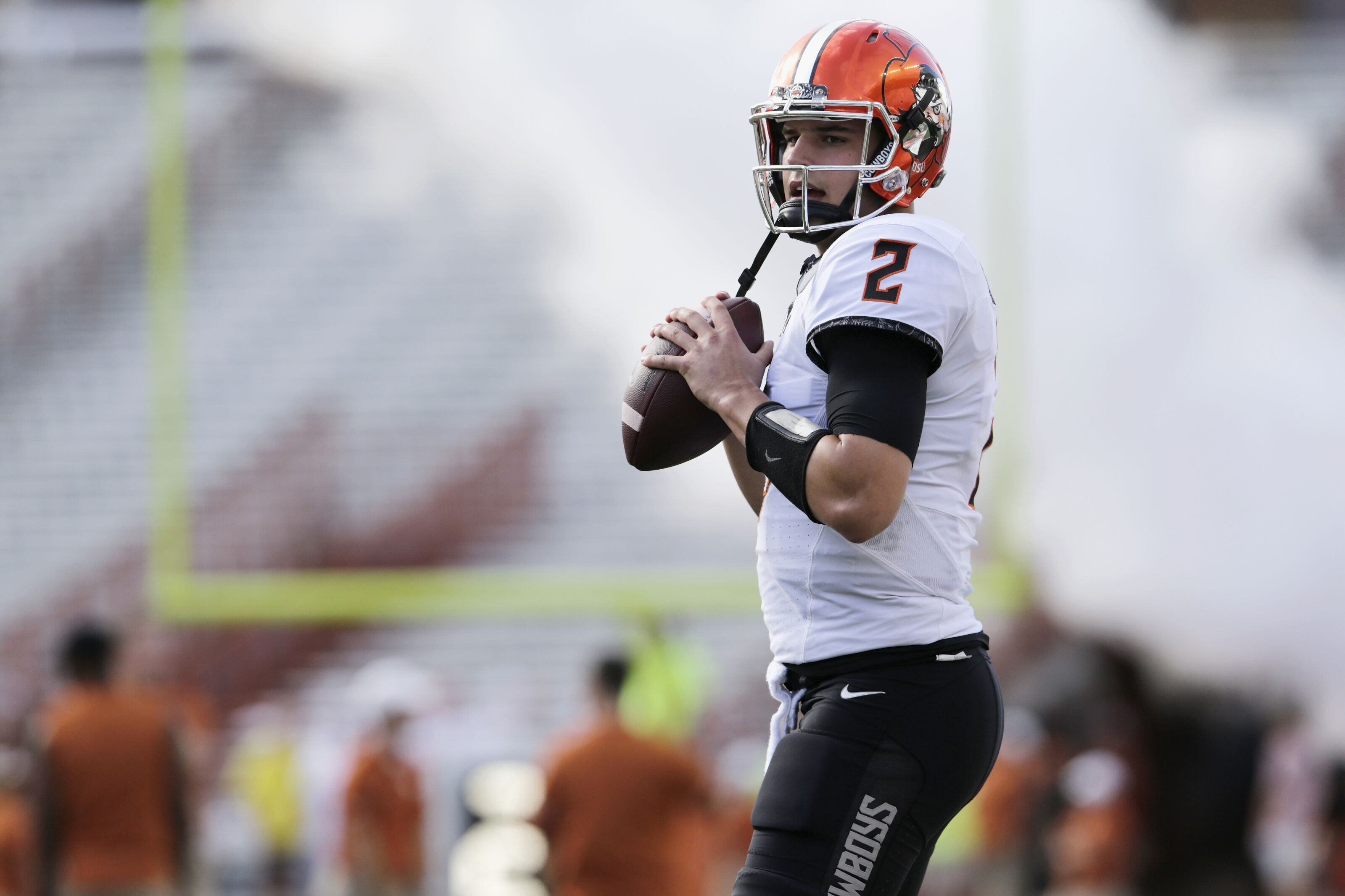 1b9c54bd4f4 Expect Mason Rudolph to be the Pittsburgh Steelers backup QB
