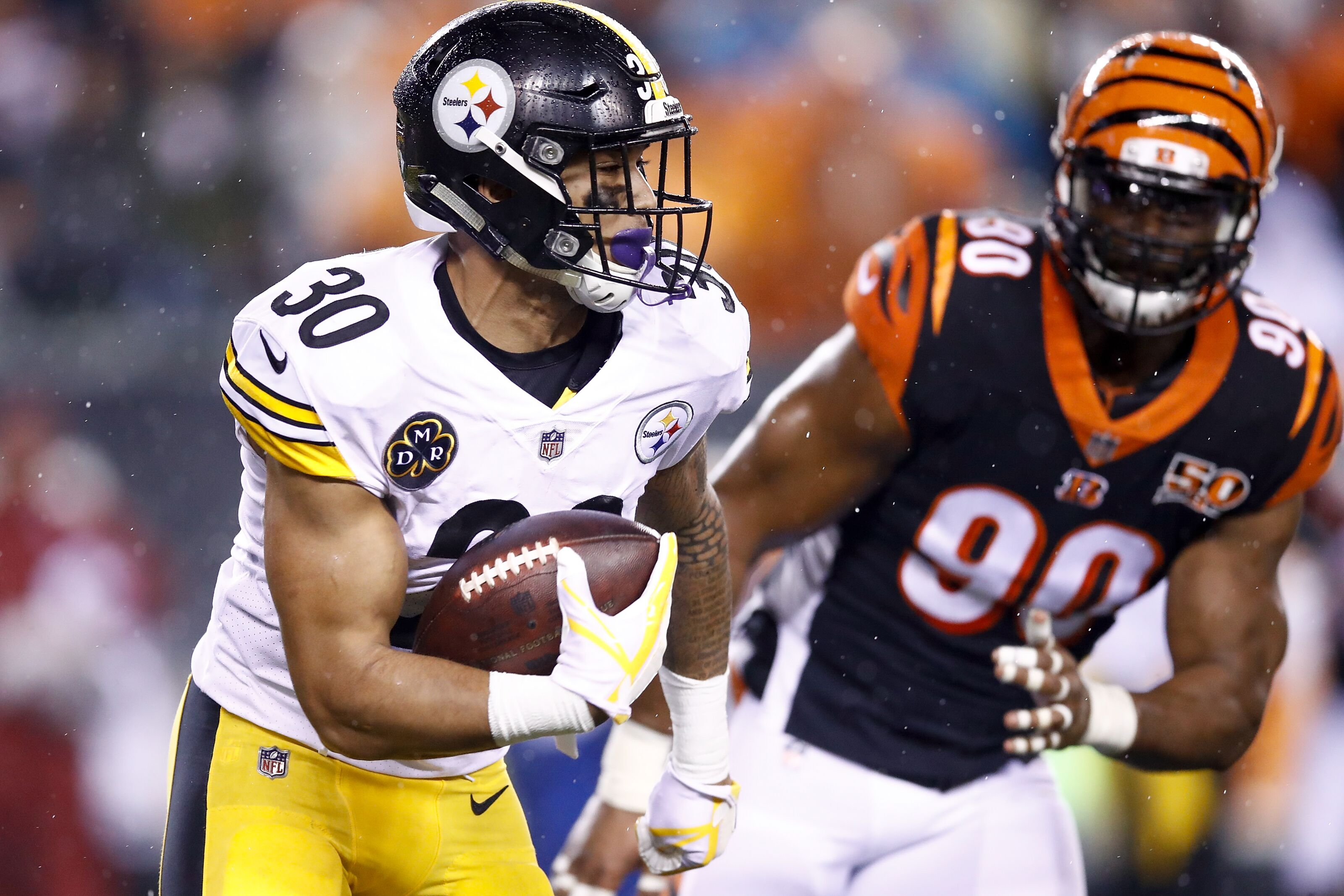 Ranking the top AFC North running backs in 2019