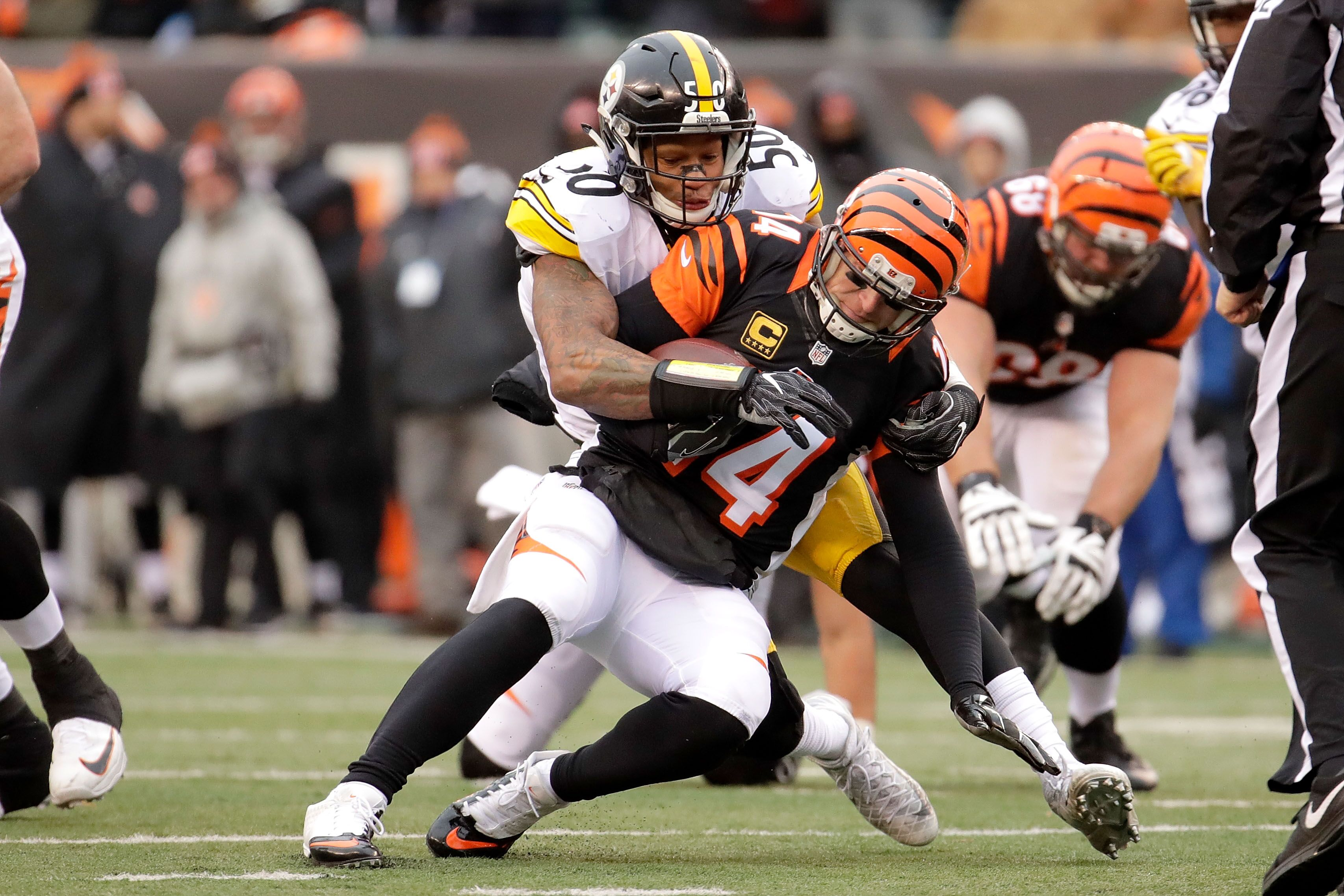 Steelers vs. Bengals: Which Bengals player do you want on the Steelers?