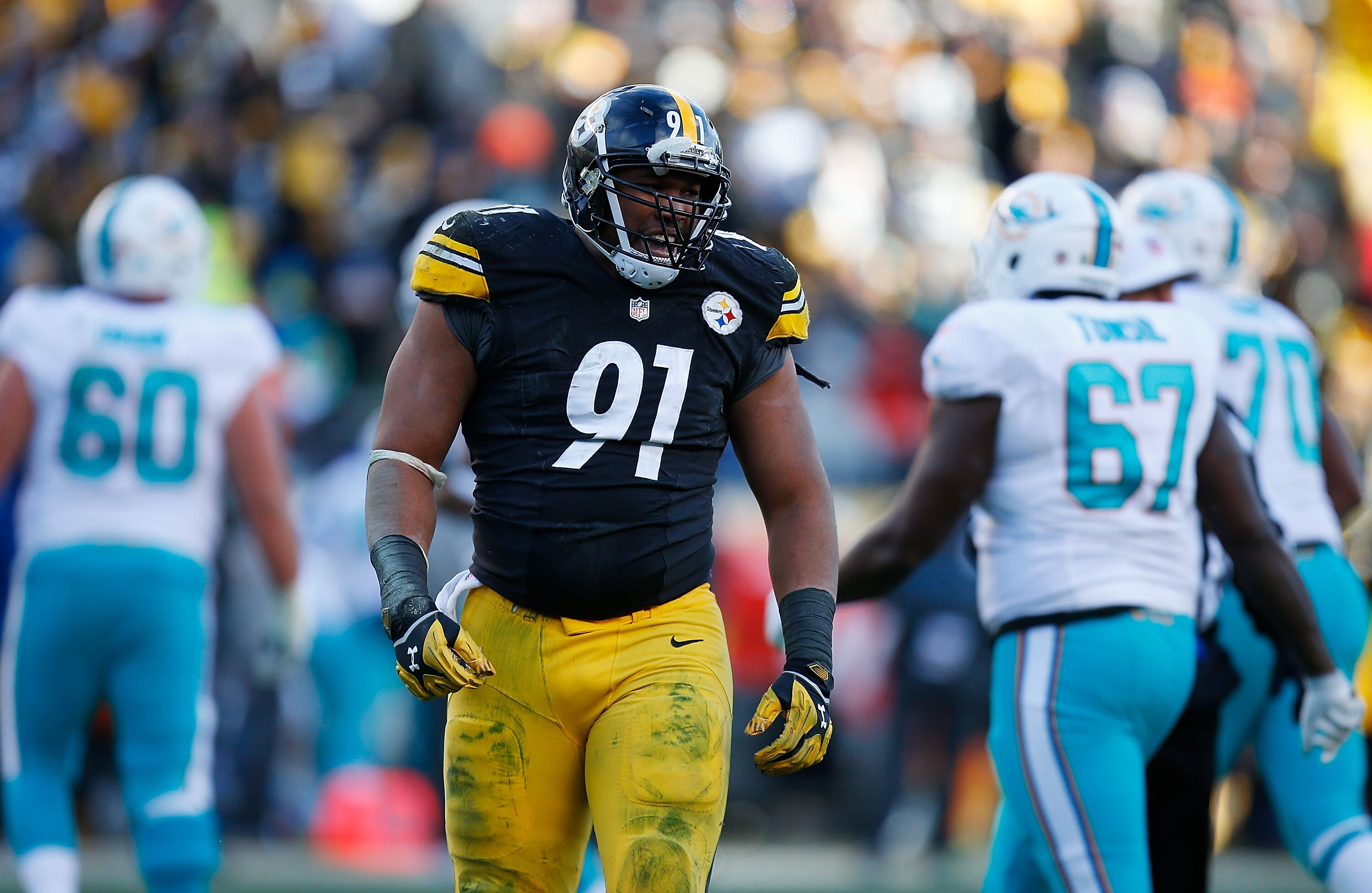 The Pittsburgh Steelers were prepared for Stephon Tuitt s injury