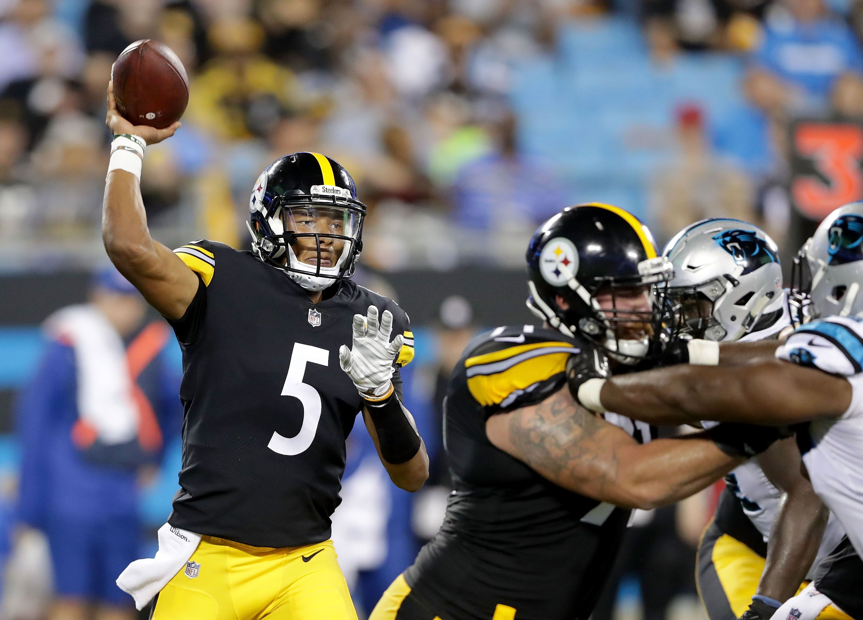 2321a578a Pittsburgh Steelers vs Carolina Panthers live stream  How to watch