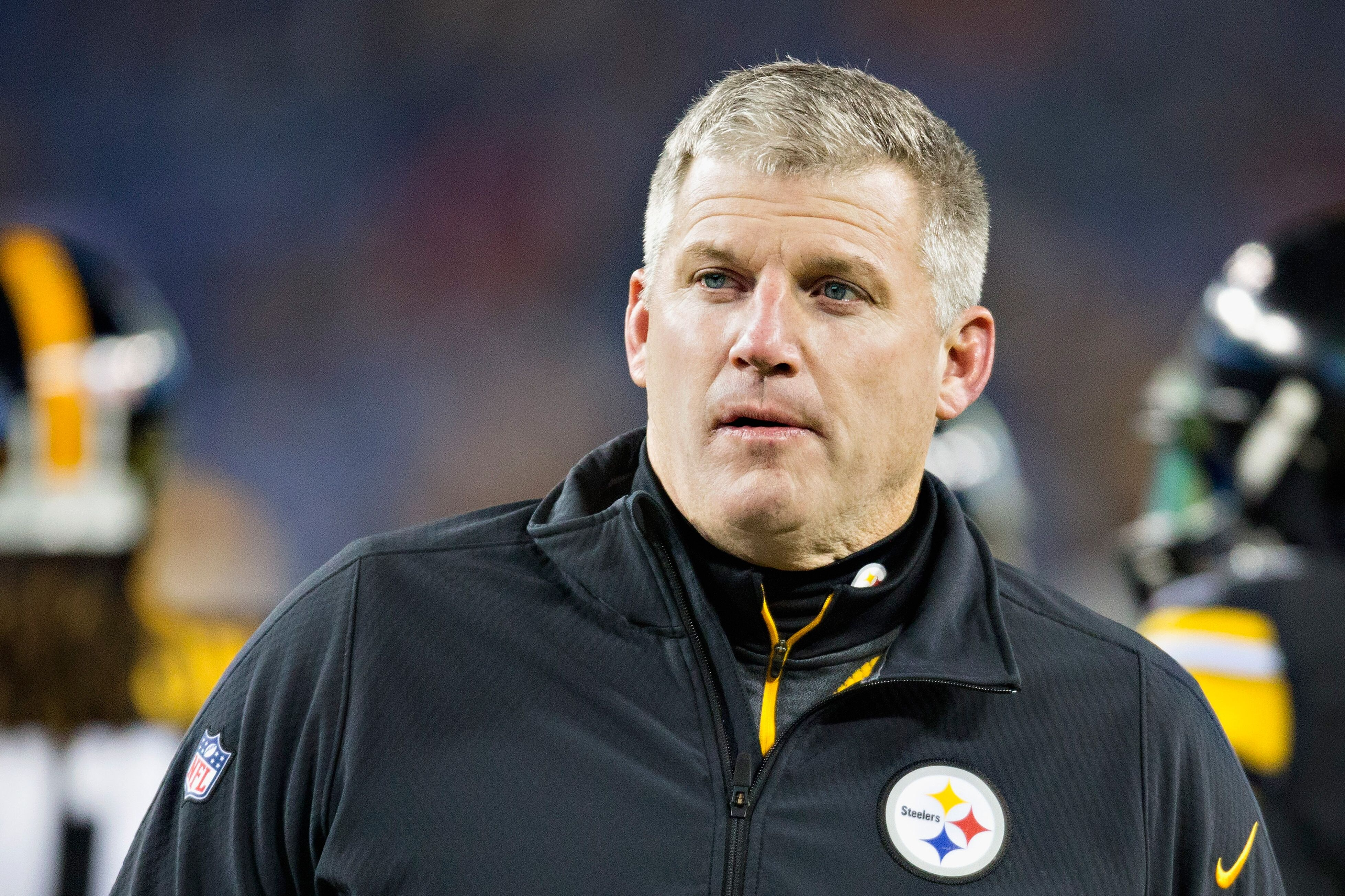 Mike Munchak is the biggest offseason loss for the Pittsburgh Steelers