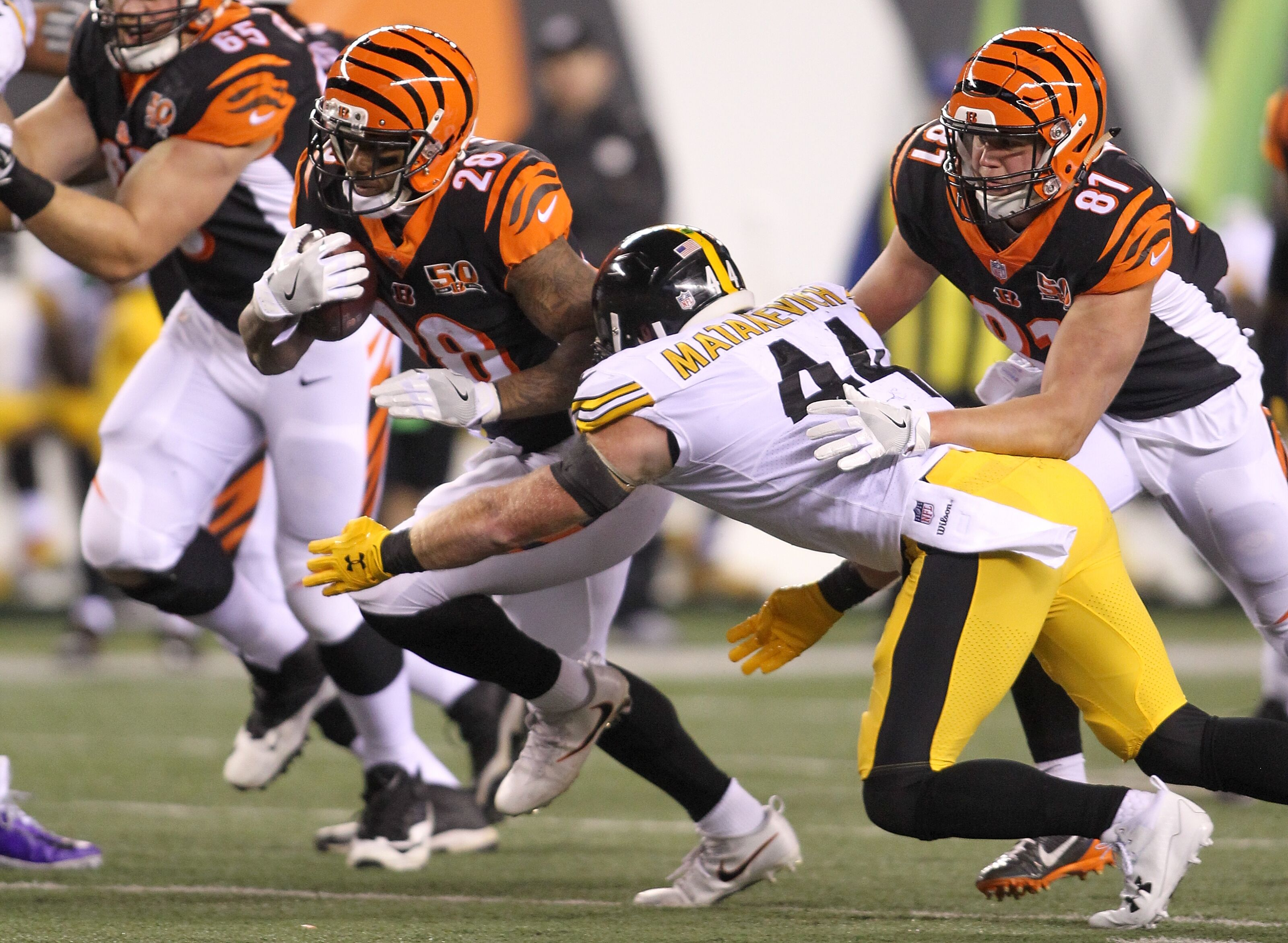 a4cd30f4c Pittsburgh Steelers  Players to watch at training camp