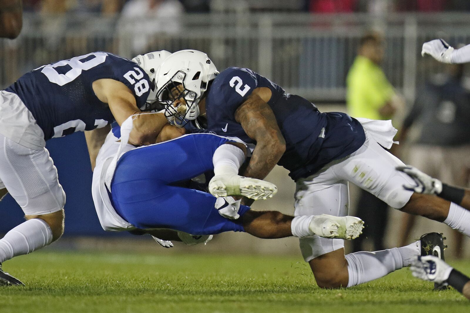 a97a8e216de Pittsburgh Steelers Meet the Pick: Penn State safety, Marcus Allen
