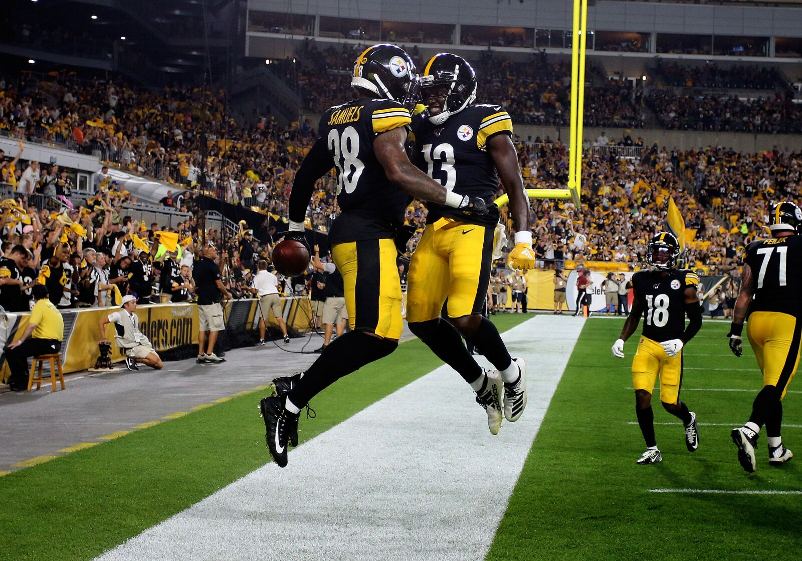 Pittsburgh Steelers fantasy football stock report: Preseason week 3