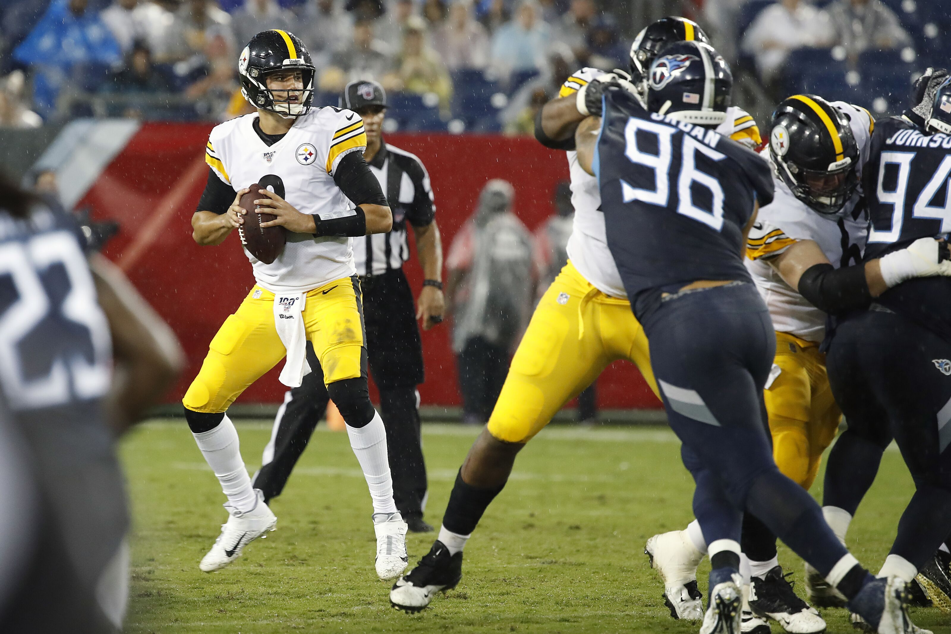 Steelers stock rising/falling after dress rehearsal win vs Titans