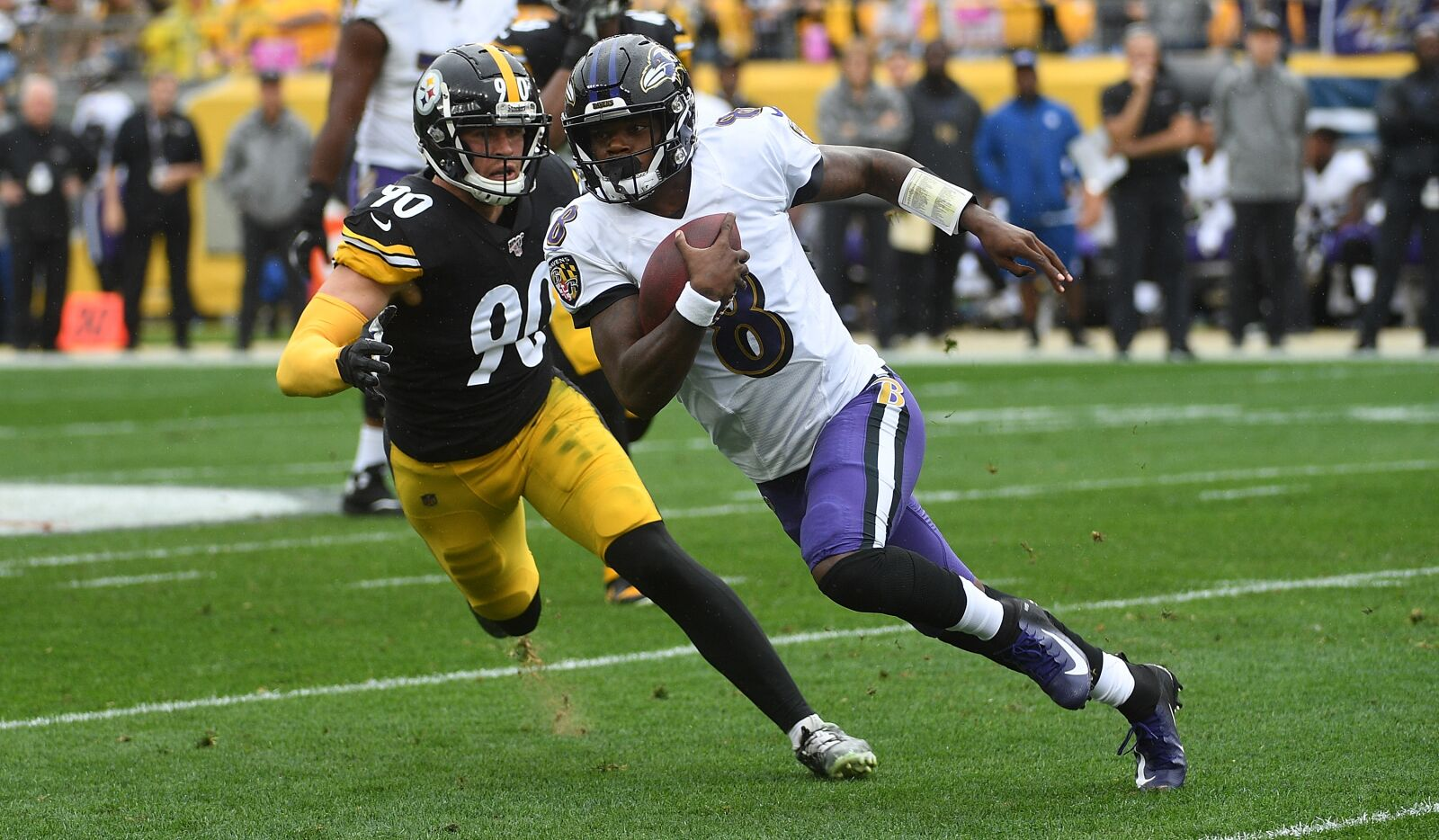 Steelers vs. Ravens: Questions answered after Pittsburgh's 4th loss