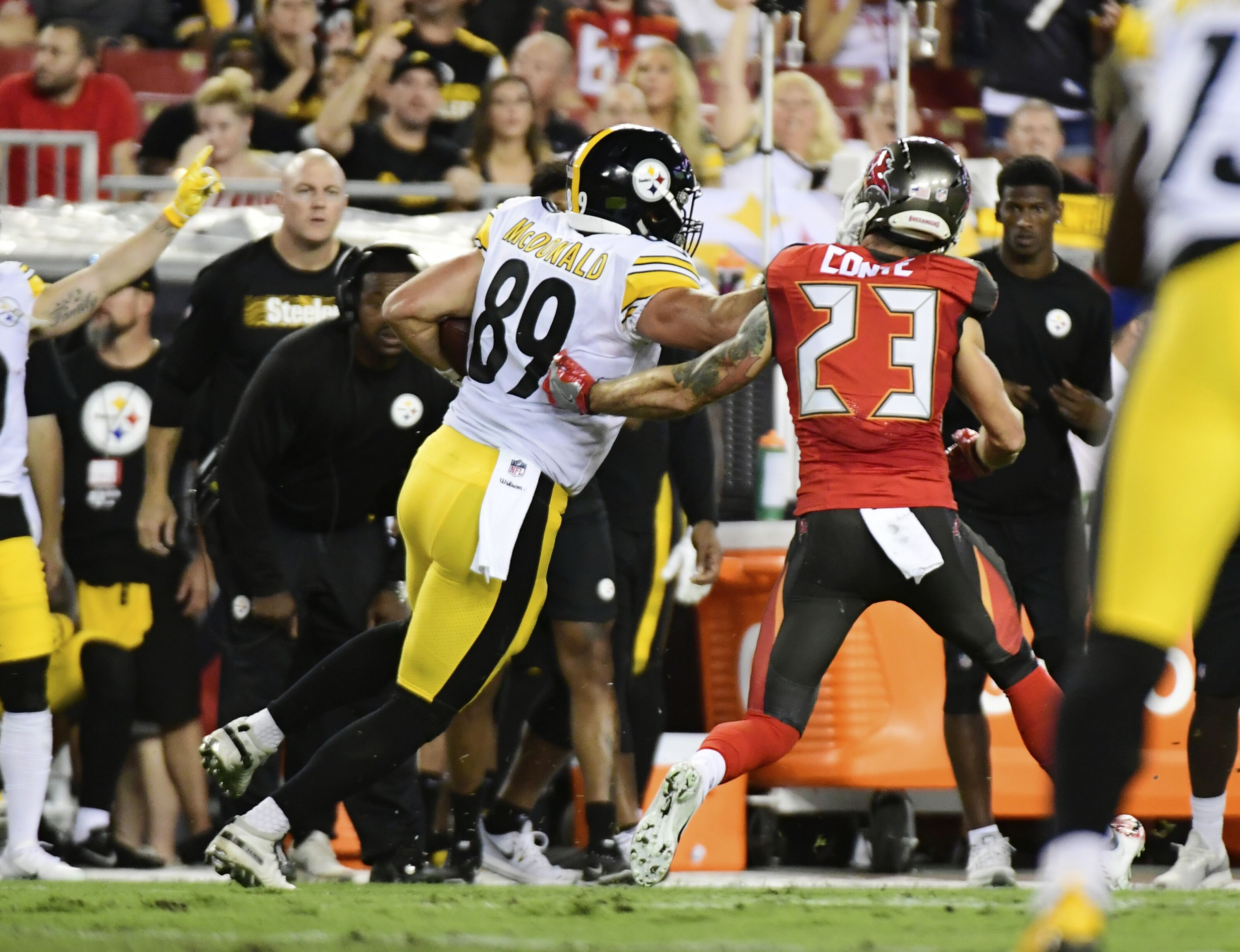 d7eaa6bbc Pittsburgh Steelers: Player stock rising/falling after week 3