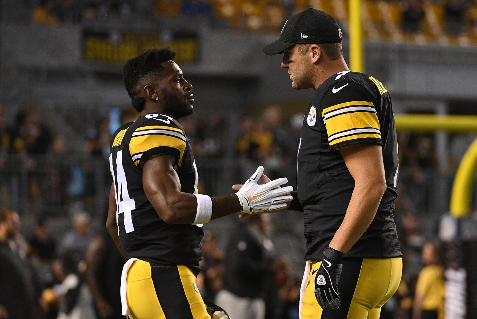 85f1001c0db Pittsburgh Steelers  Explaining Antonio Brown s trade value