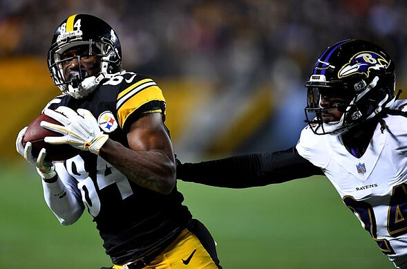Pittsburgh steelers meet the opponent baltimore ravens m4hsunfo