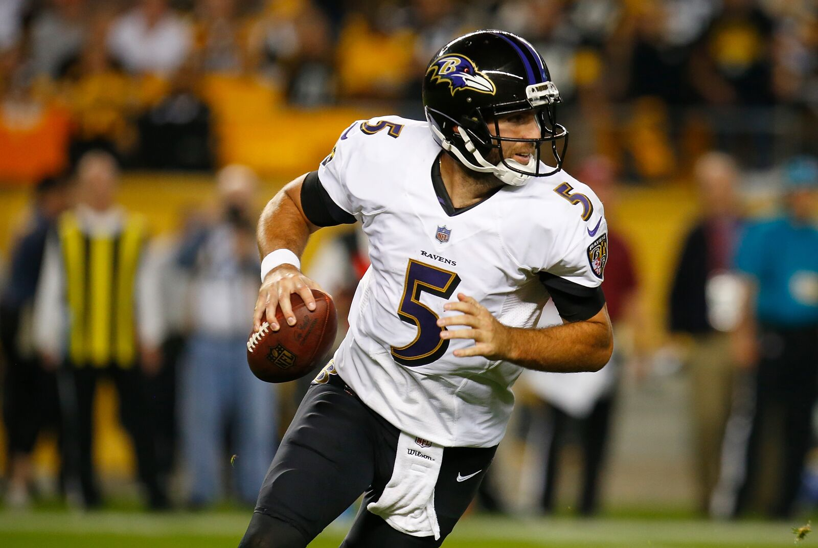 0b43bc7dd42 AFC North Power Rankings  Baltimore Ravens remain on top