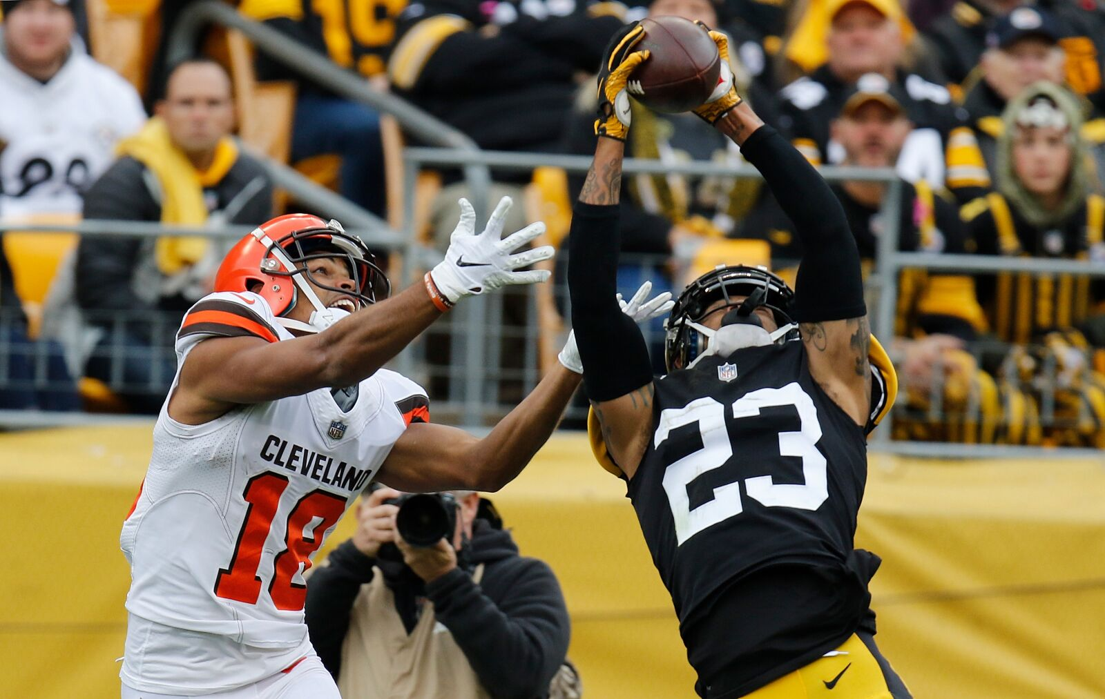 3c6e4bbe3de Pittsburgh Steelers  5 things we learned in win over Browns