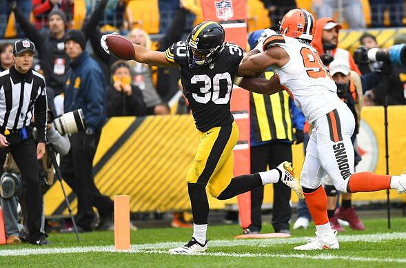 1c86fc01b82 Pittsburgh Steelers  Five players who stood out against Cleveland
