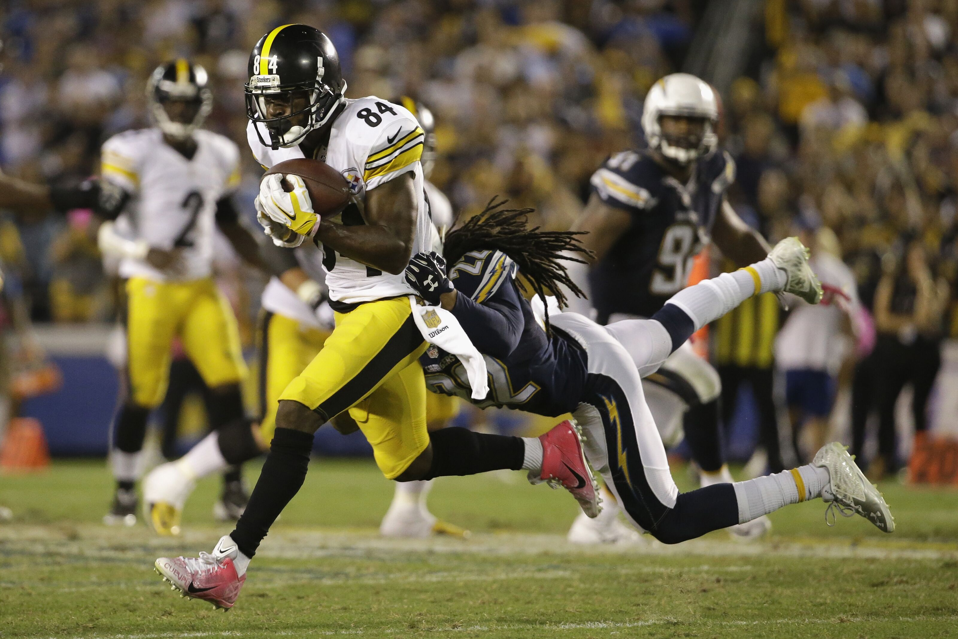 Pittsburgh Steelers Meet The Opponent: LA Chargers
