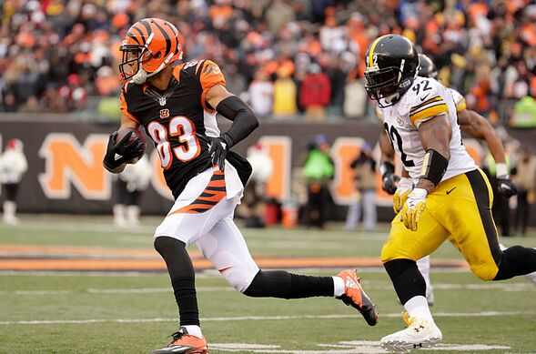 three most dangerous bengals the steelers will play in week 17