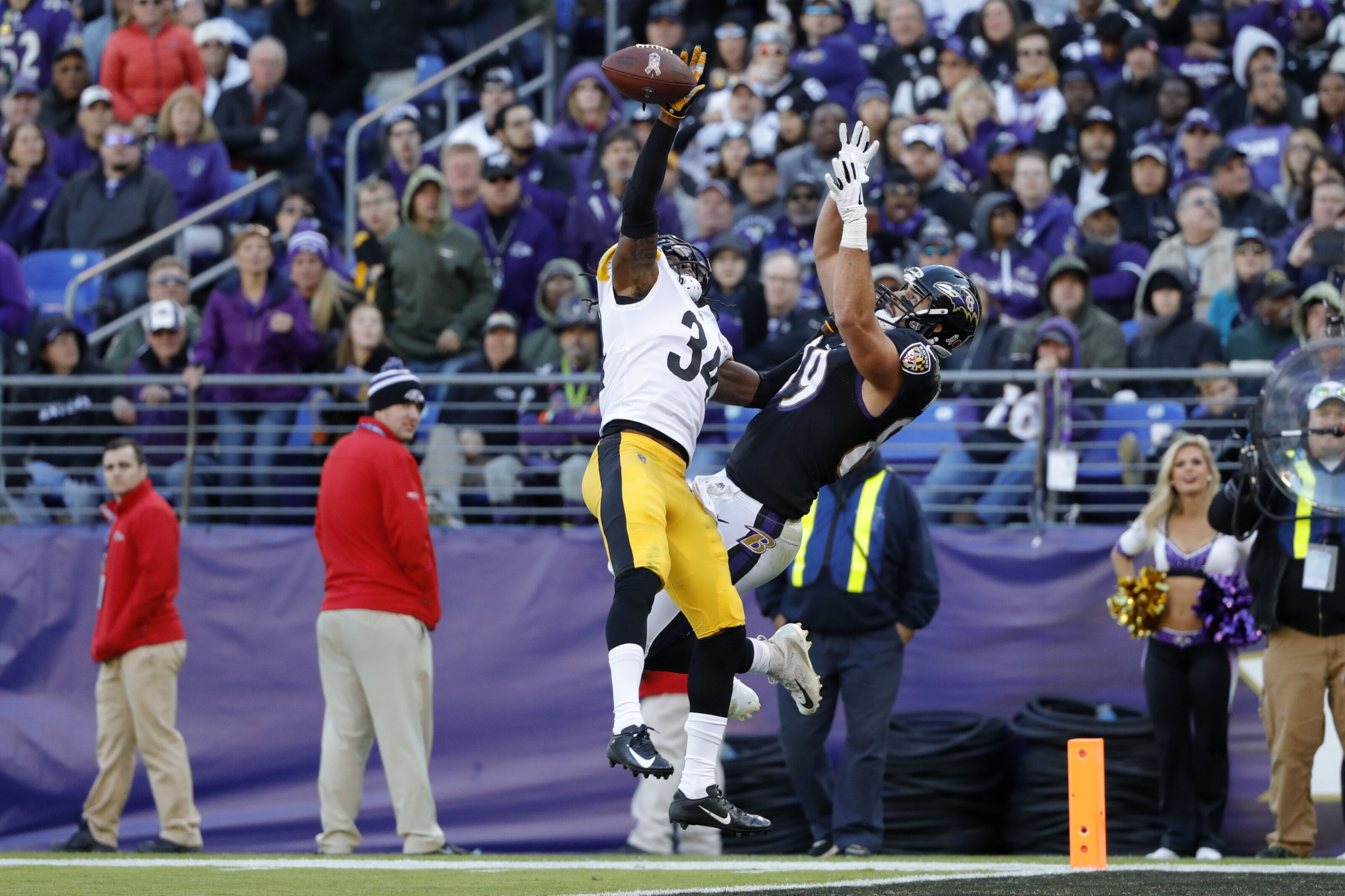 4 reasons the Pittsburgh Steelers could improve in 2019