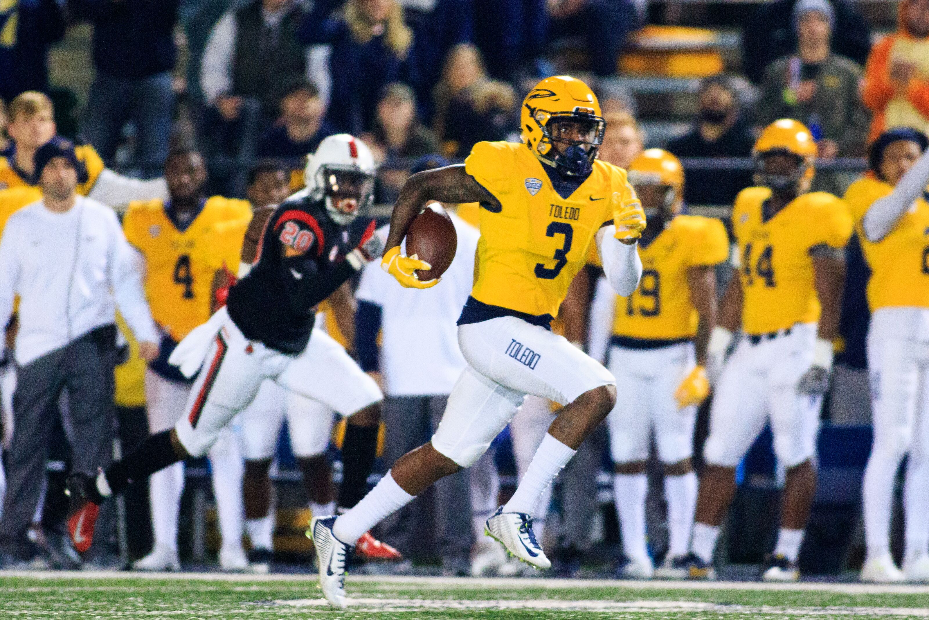 Pittsburgh Steelers: Meet the pick, WR Diontae Johnson