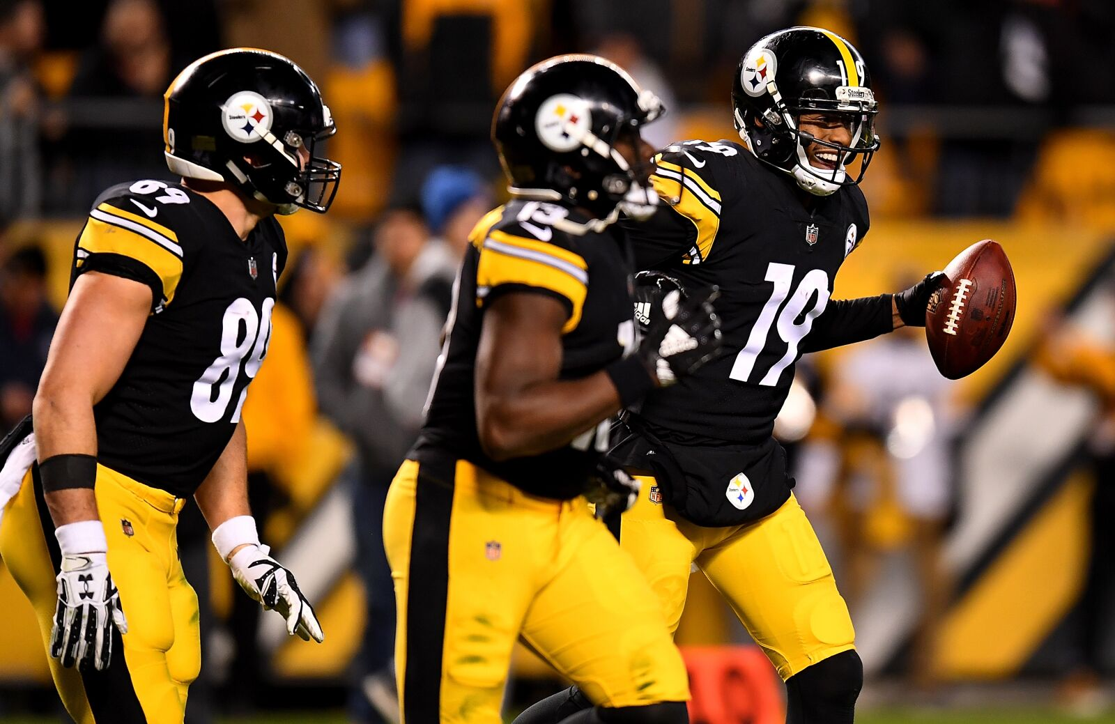 5b0a8fcd9 Pittsburgh Steelers roster breakdown  wide receivers